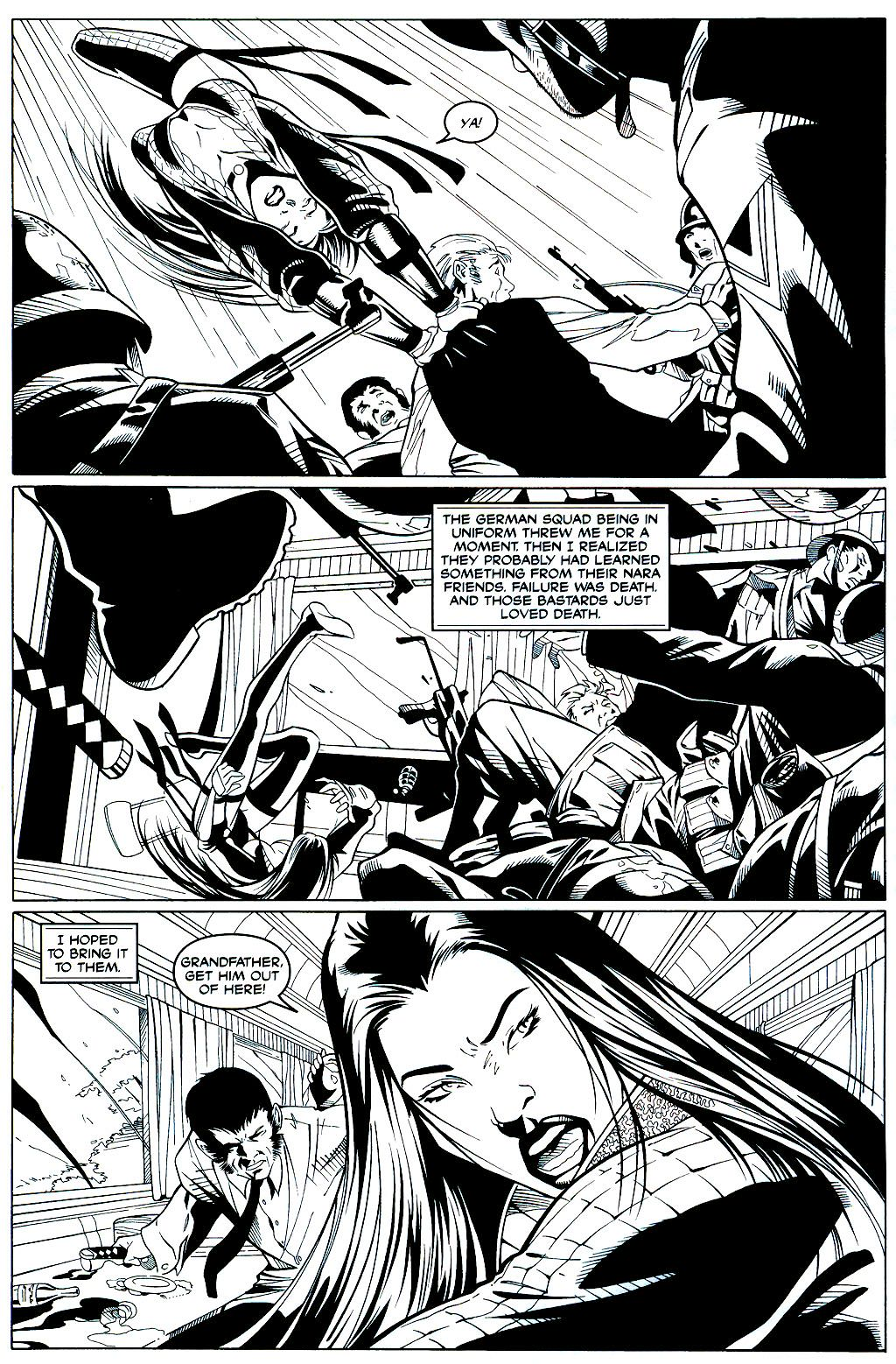 Read online Shi: Sempo comic -  Issue #2 - 6