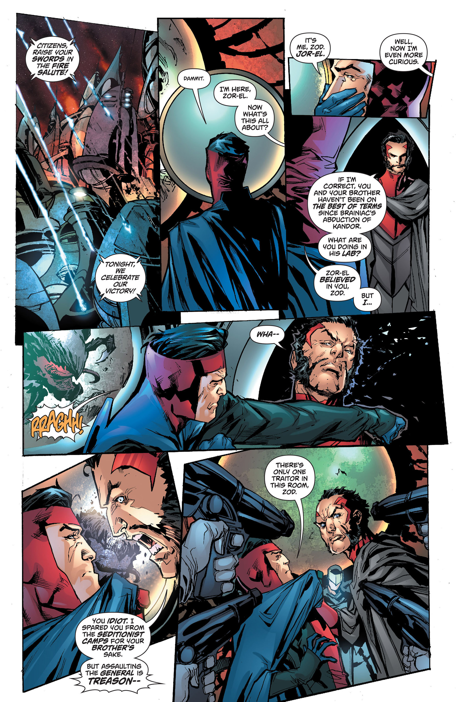 Read online Action Comics (2011) comic -  Issue #23.2 - 17