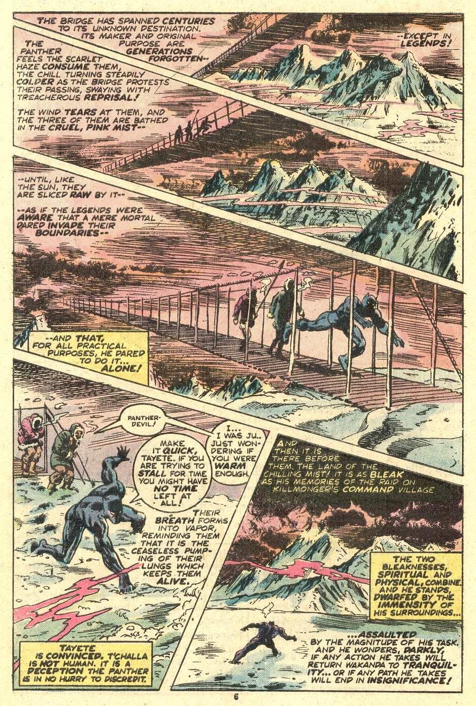 Jungle Action (1972) issue 12 - Page 8