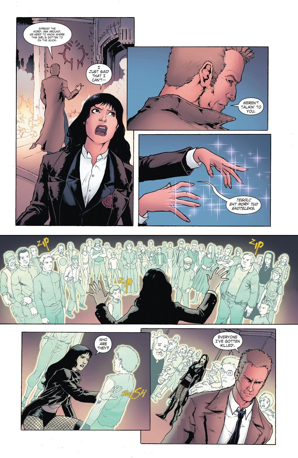 Read online Smallville Season 11 [II] comic -  Issue # TPB 8 - 28