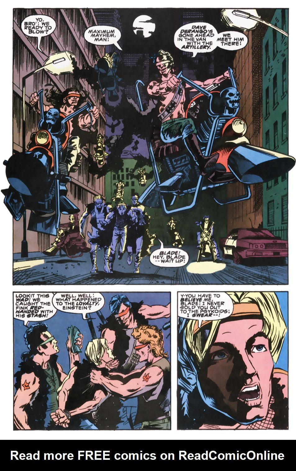 Read online Robocop (1990) comic -  Issue #8 - 13