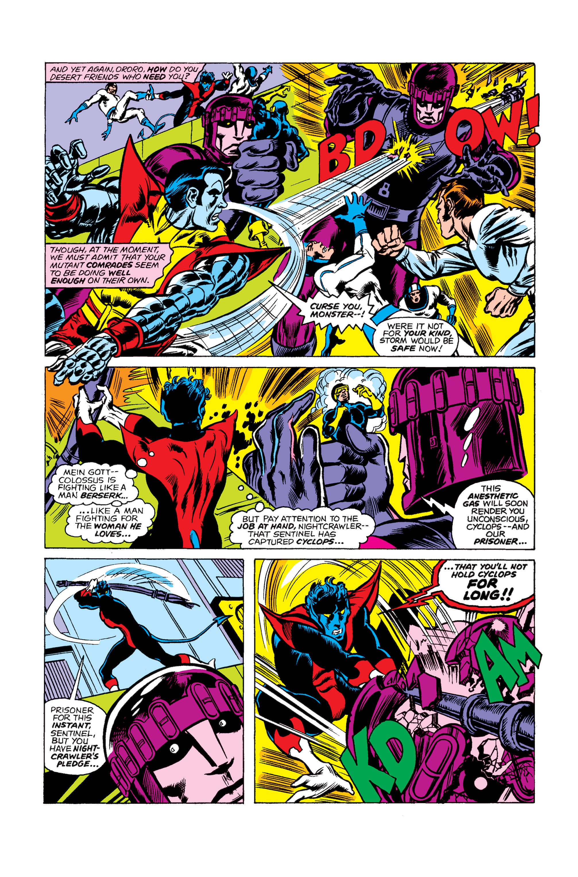 Uncanny X-Men (1963) 99 Page 11