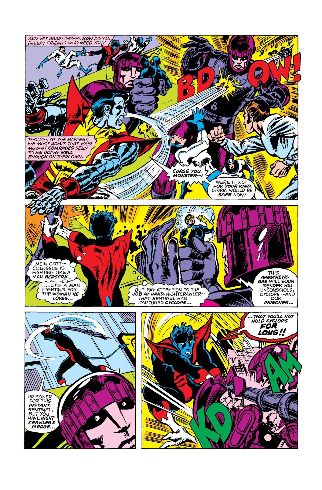 Uncanny X-Men (1963) issue 99 - Page 12
