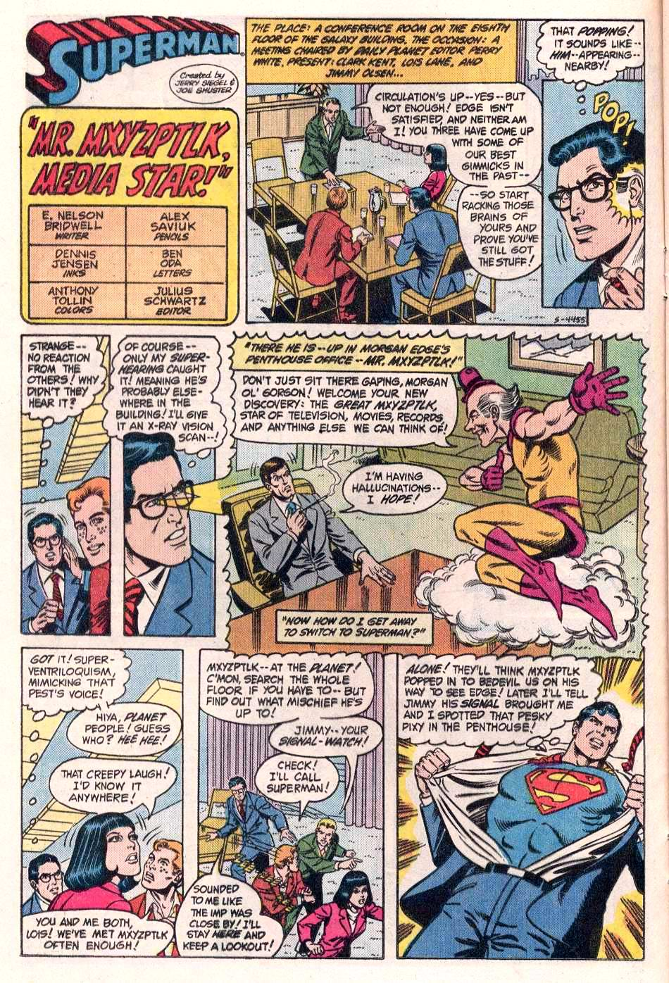 Read online Action Comics (1938) comic -  Issue #563 - 10
