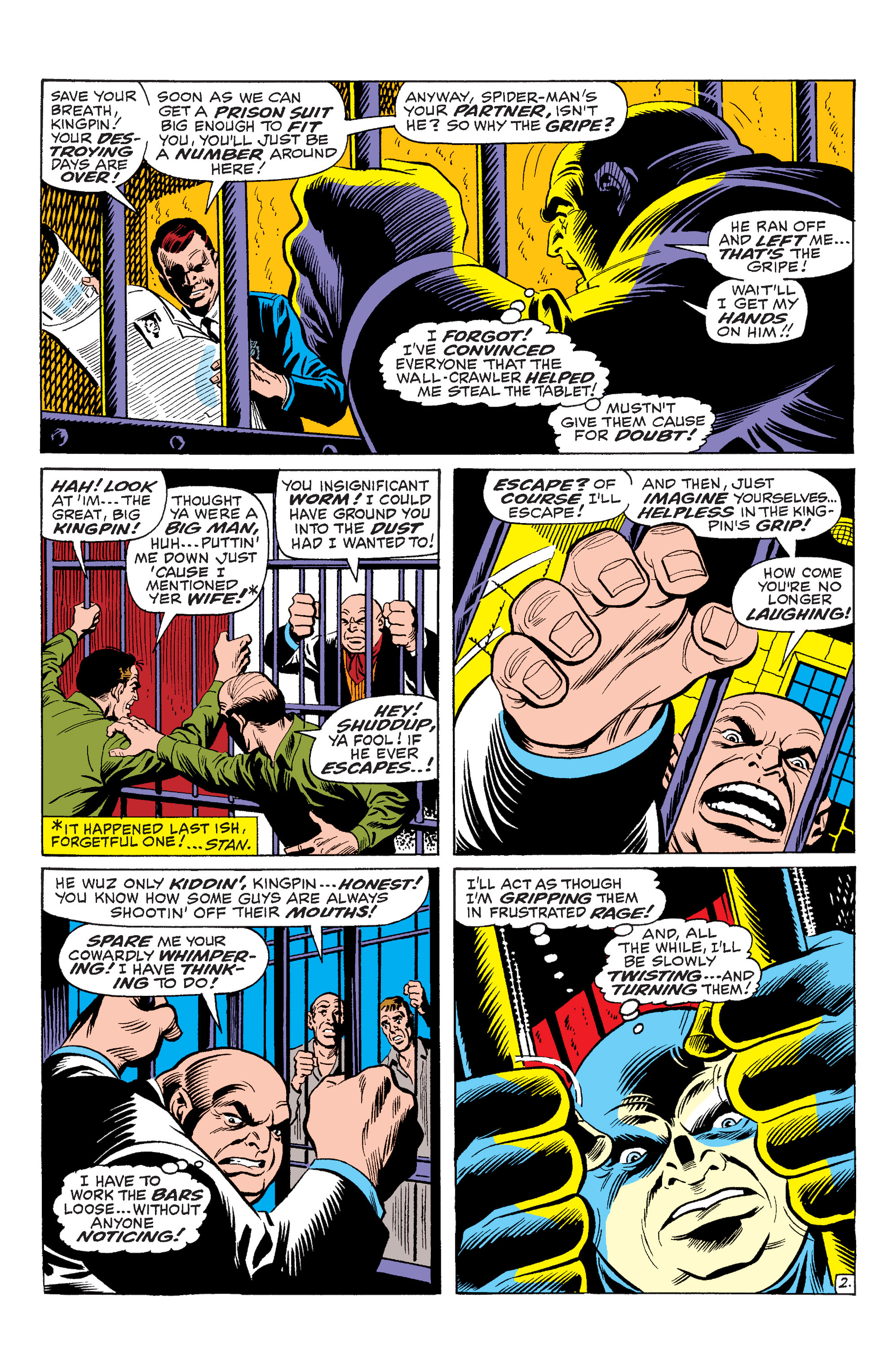 The Amazing Spider-Man (1963) 70 Page 2