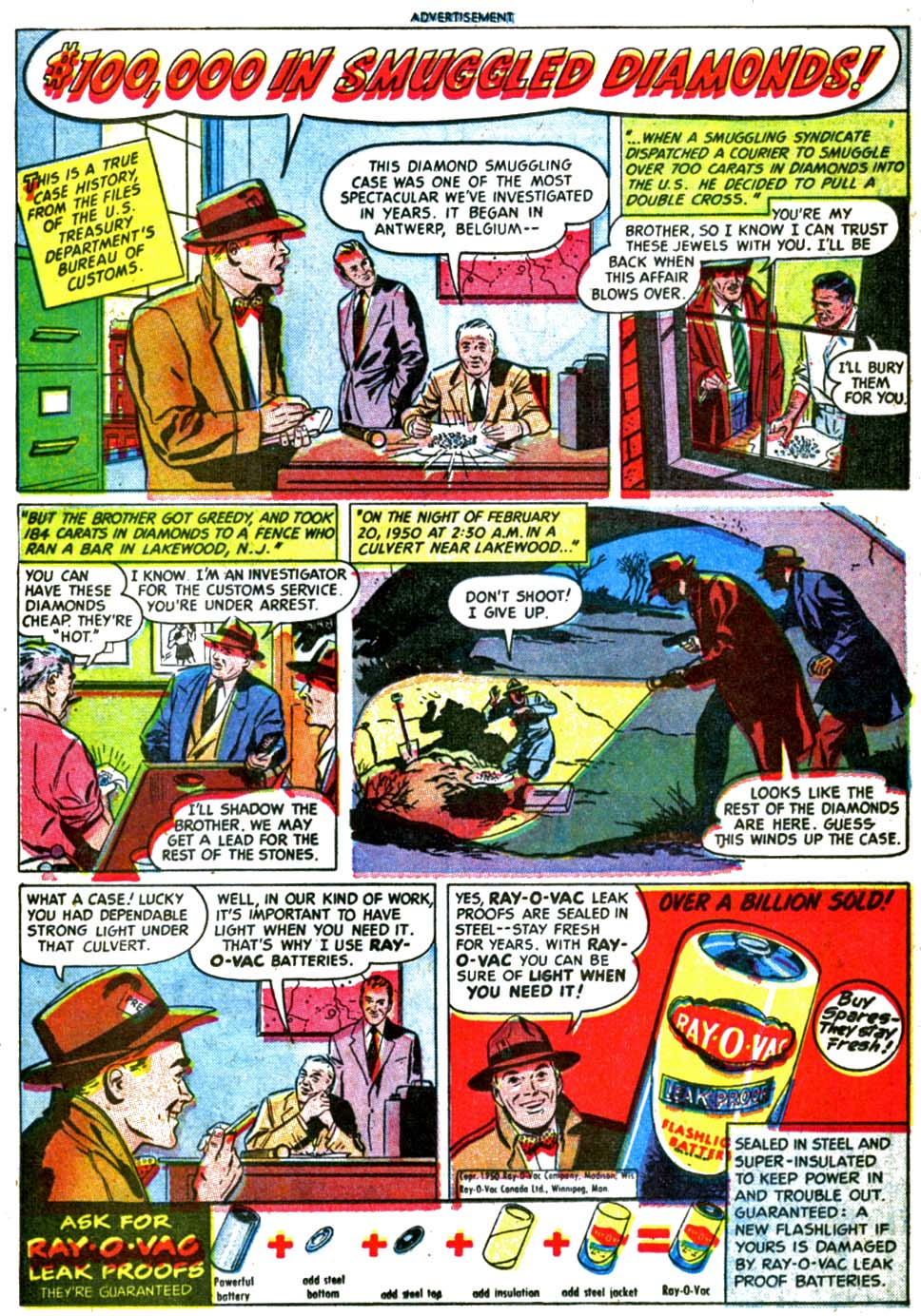 Read online Adventure Comics (1938) comic -  Issue #157 - 33