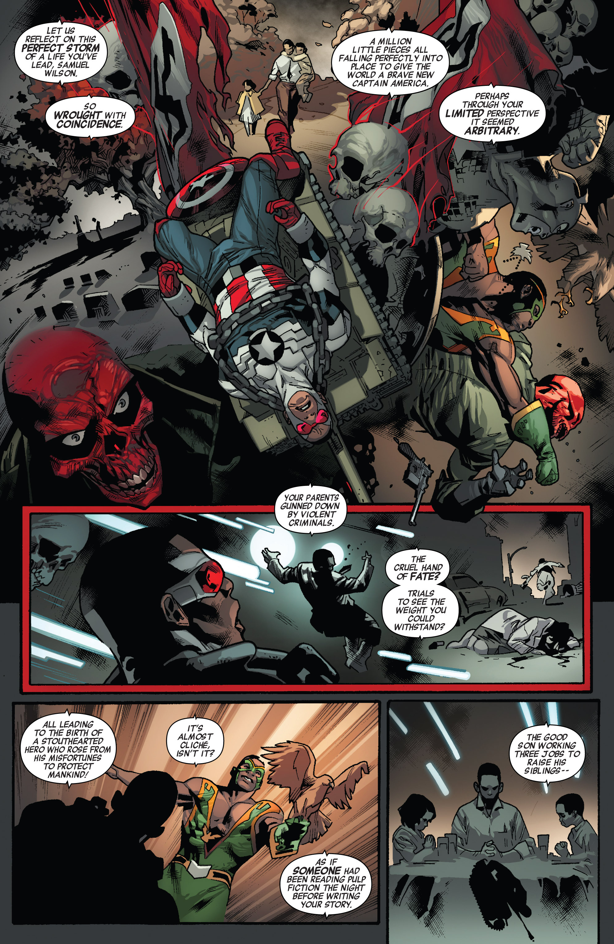 Read online All-New Captain America comic -  Issue #3 - 9