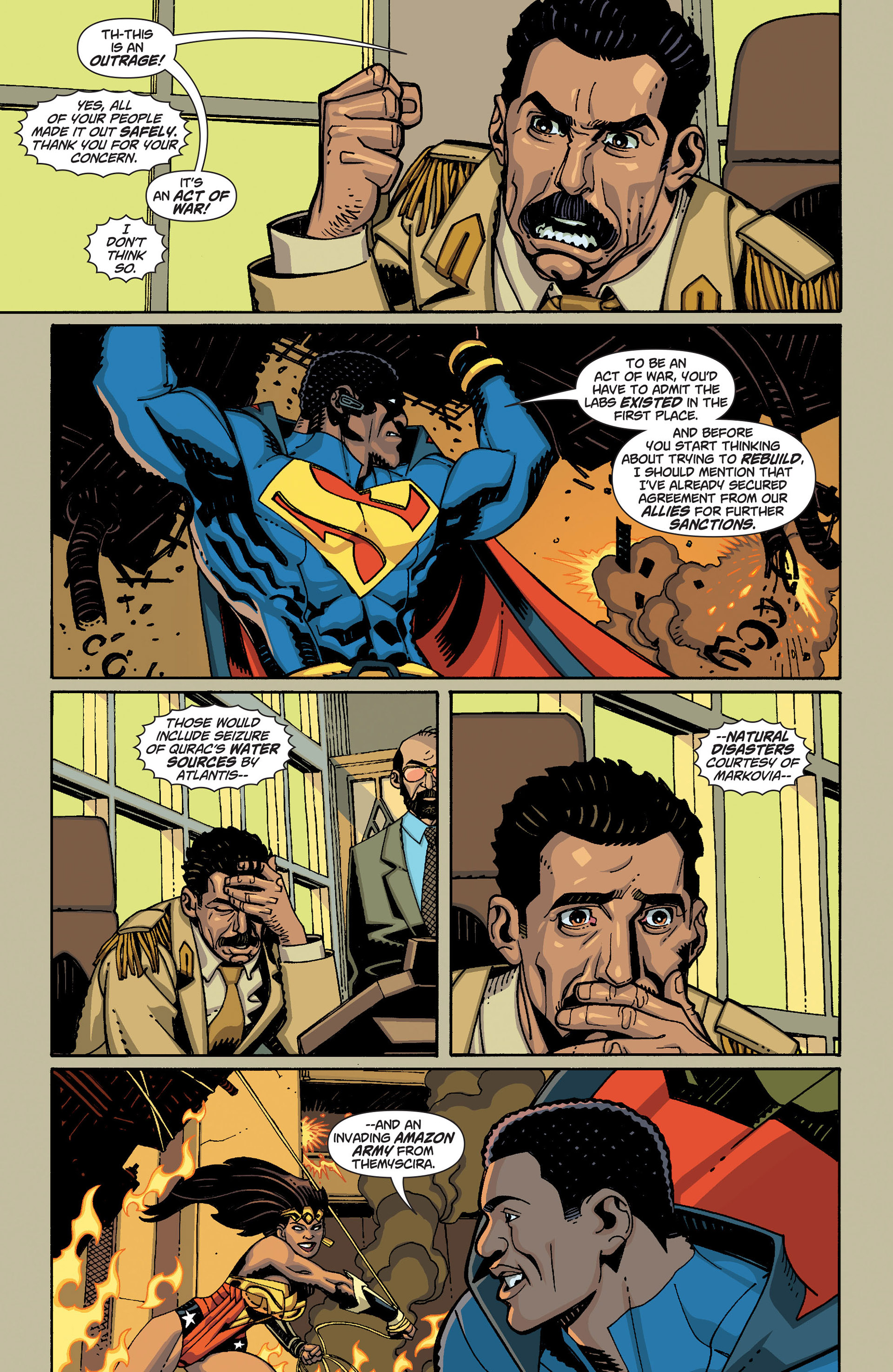Read online Action Comics (2011) comic -  Issue #9 - 29
