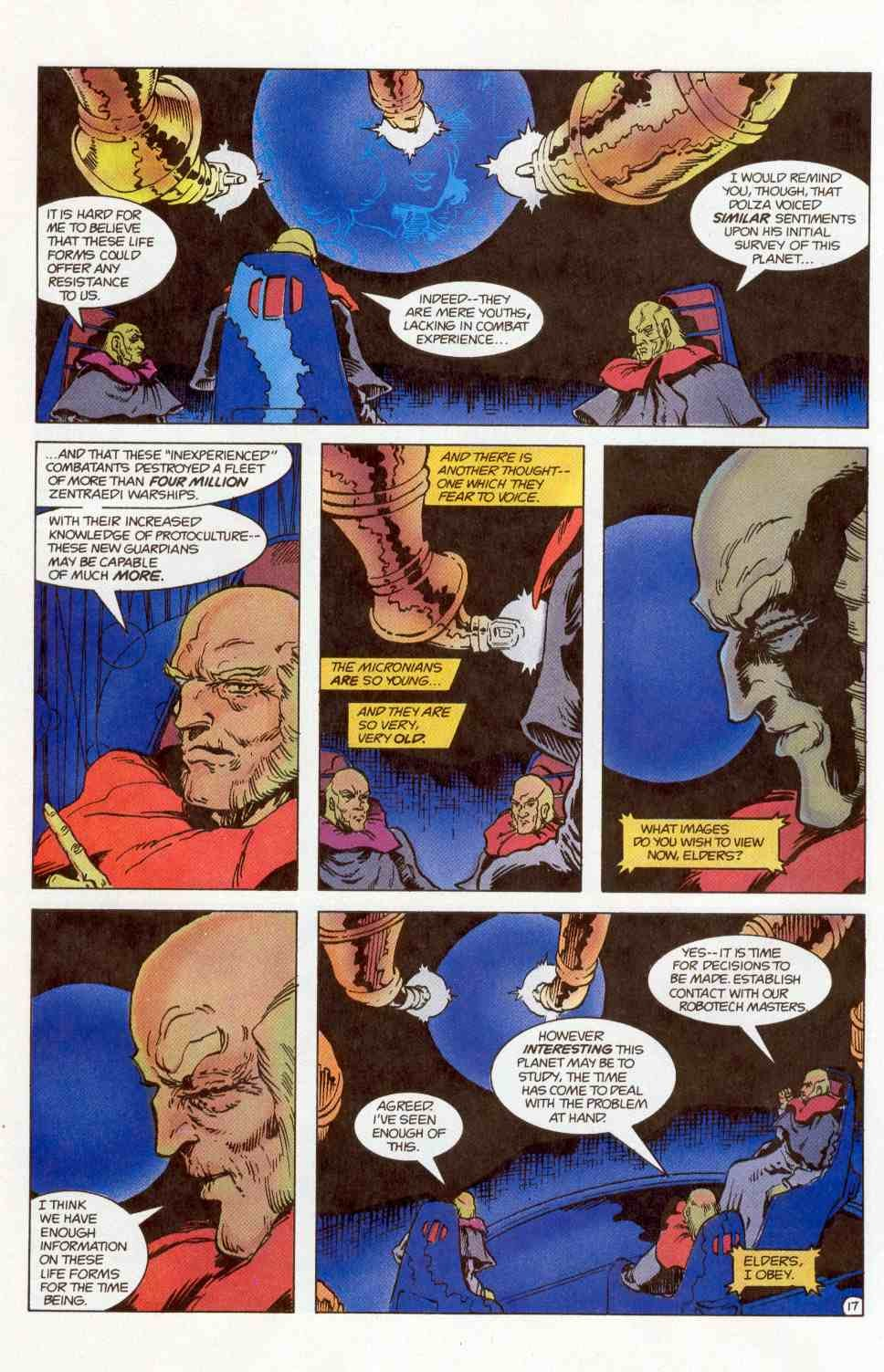 Robotech Special issue Full - Page 18