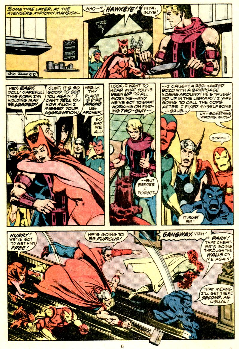 The Avengers (1963) 172 Page 4