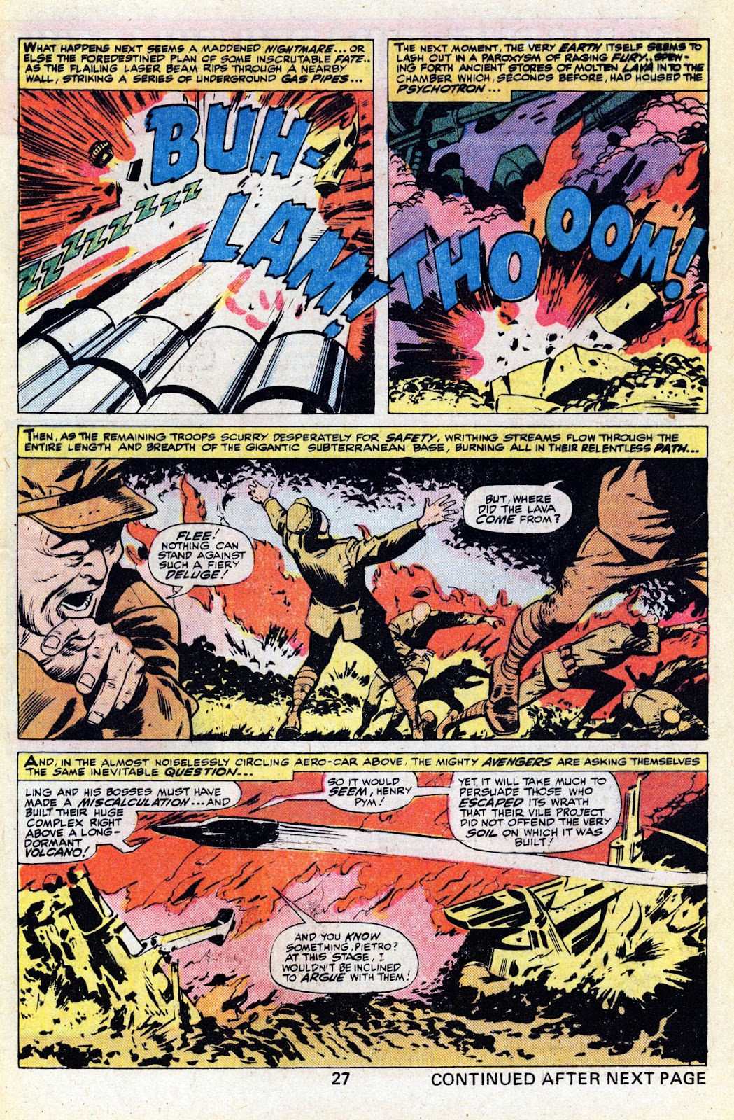 Marvel Triple Action (1972) issue 36 - Page 29