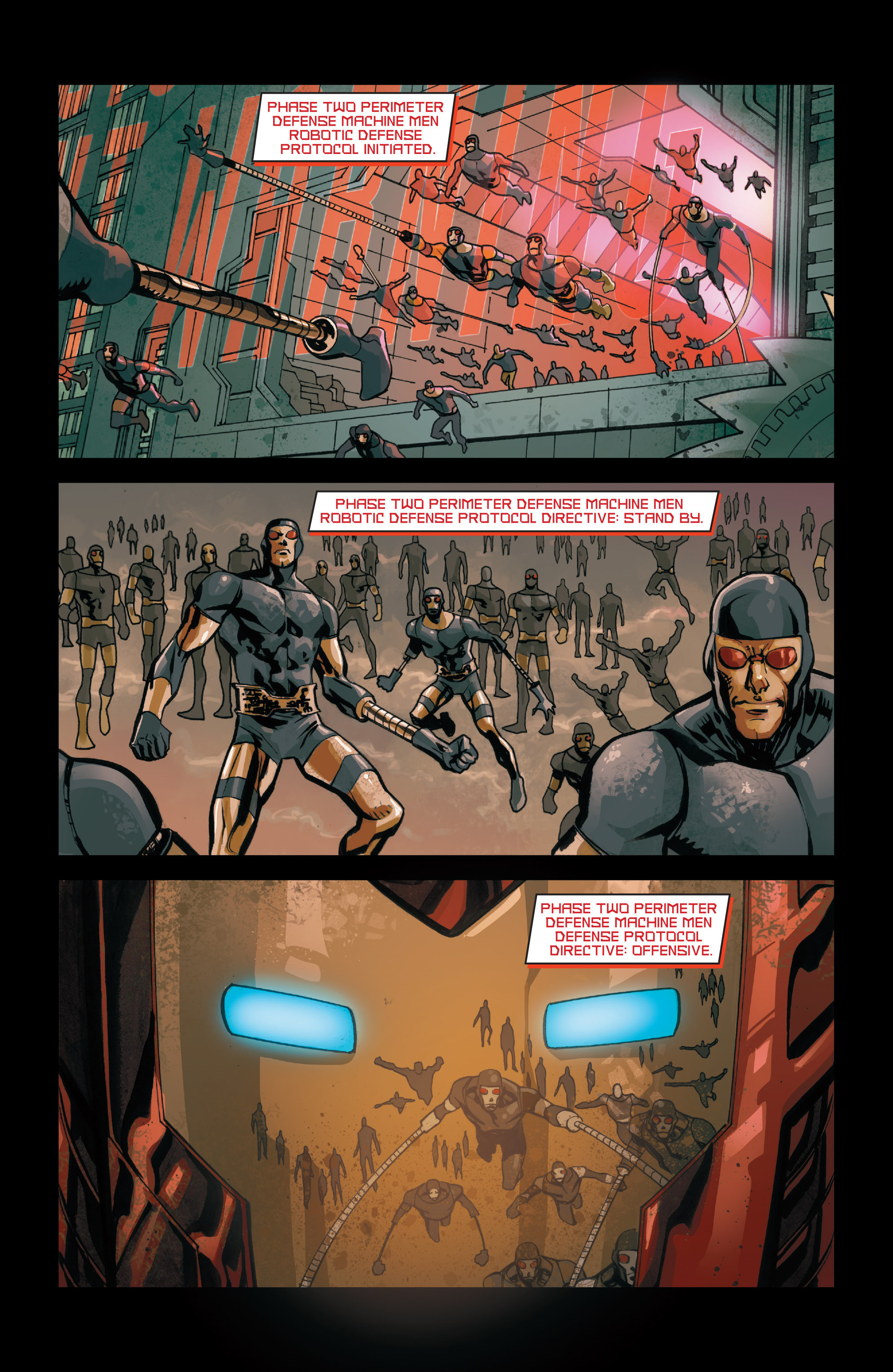 Read online Armor Wars comic -  Issue #3 - 5