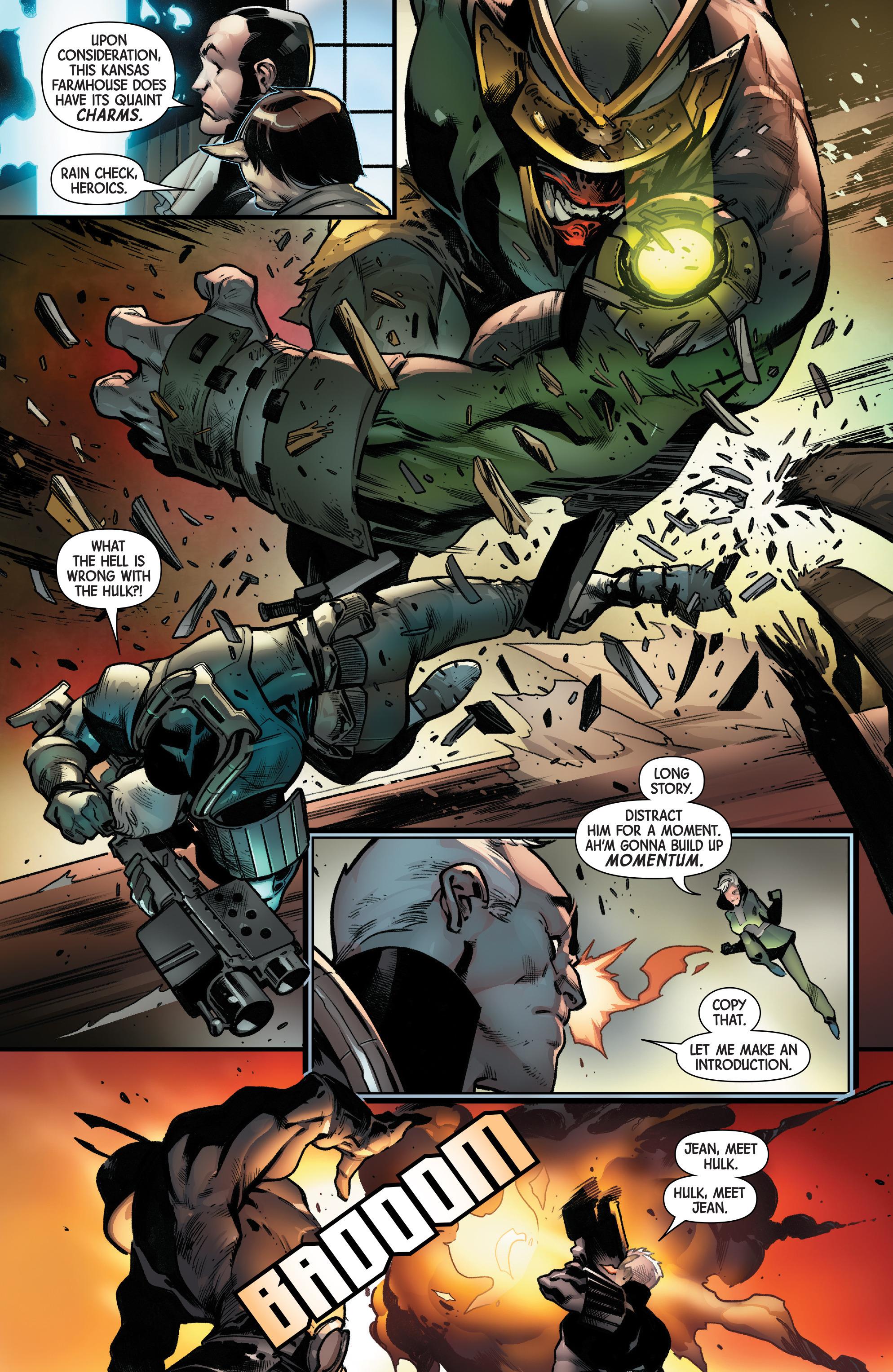 Read online Uncanny Avengers [II] comic -  Issue #16 - 11