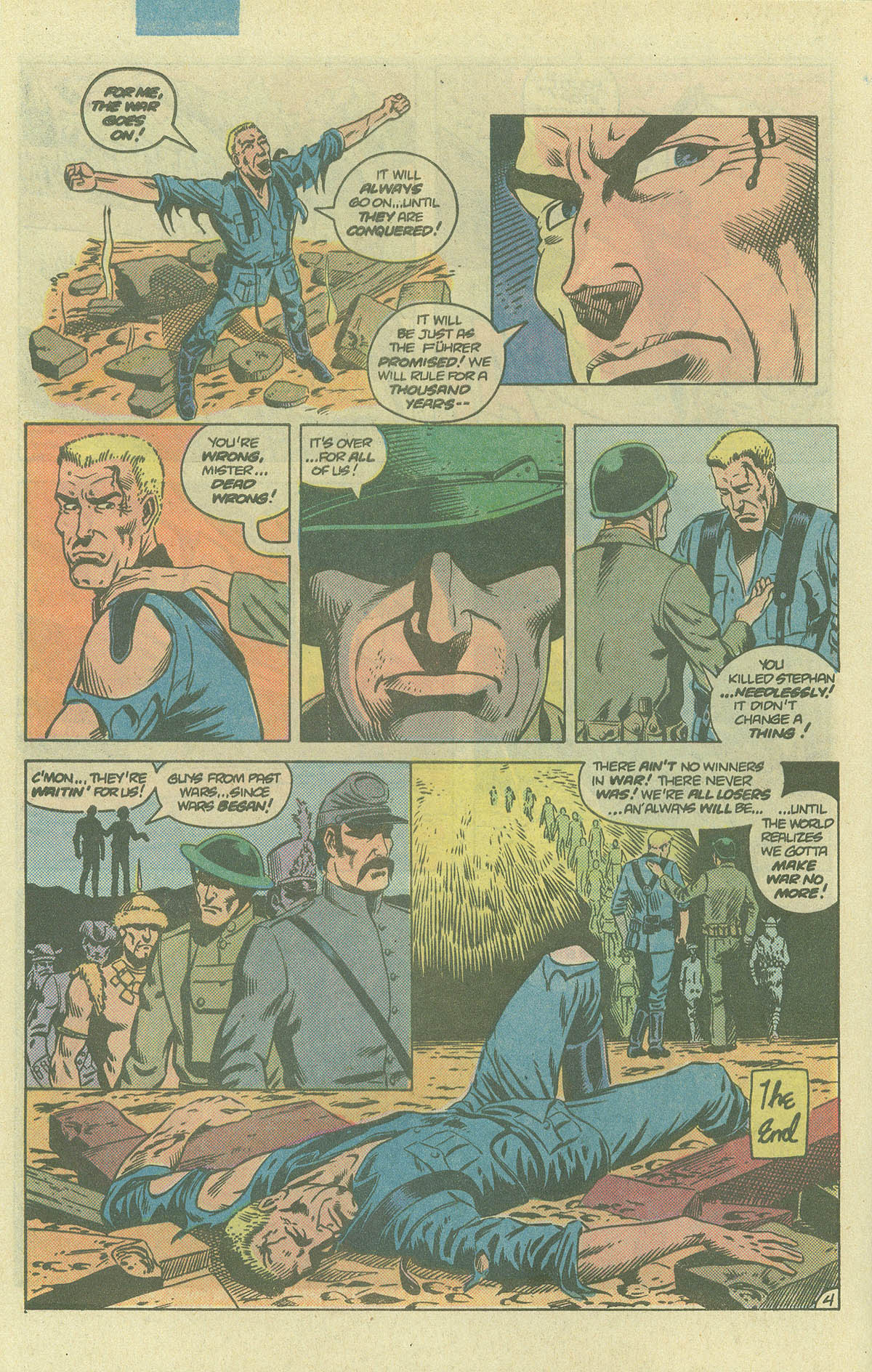 Read online Sgt. Rock comic -  Issue #393 - 19