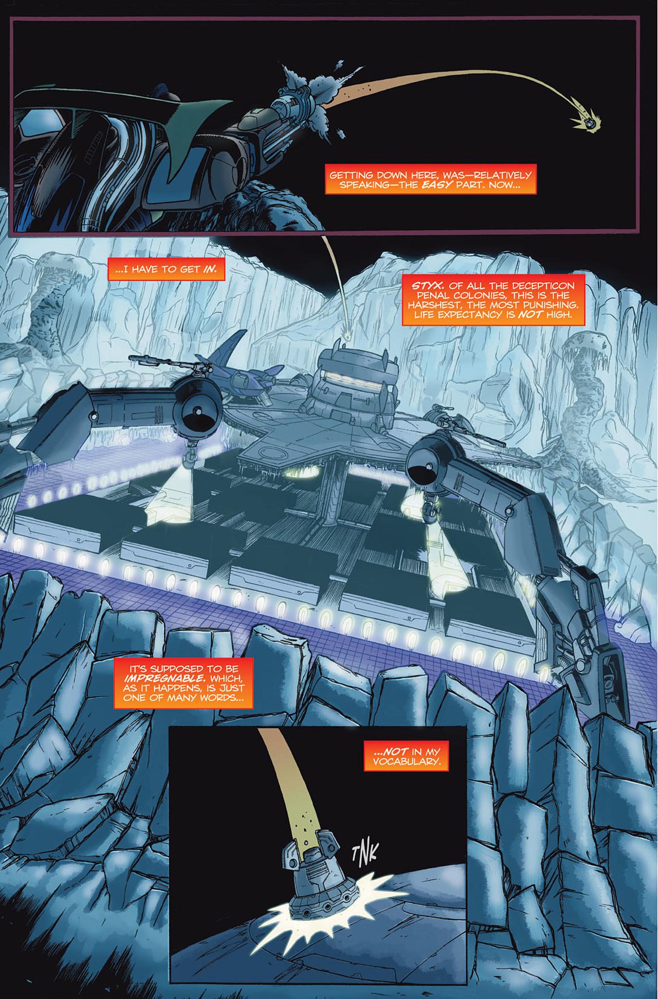 Read online Transformers Spotlight: Hot Rod comic -  Issue # Full - 9