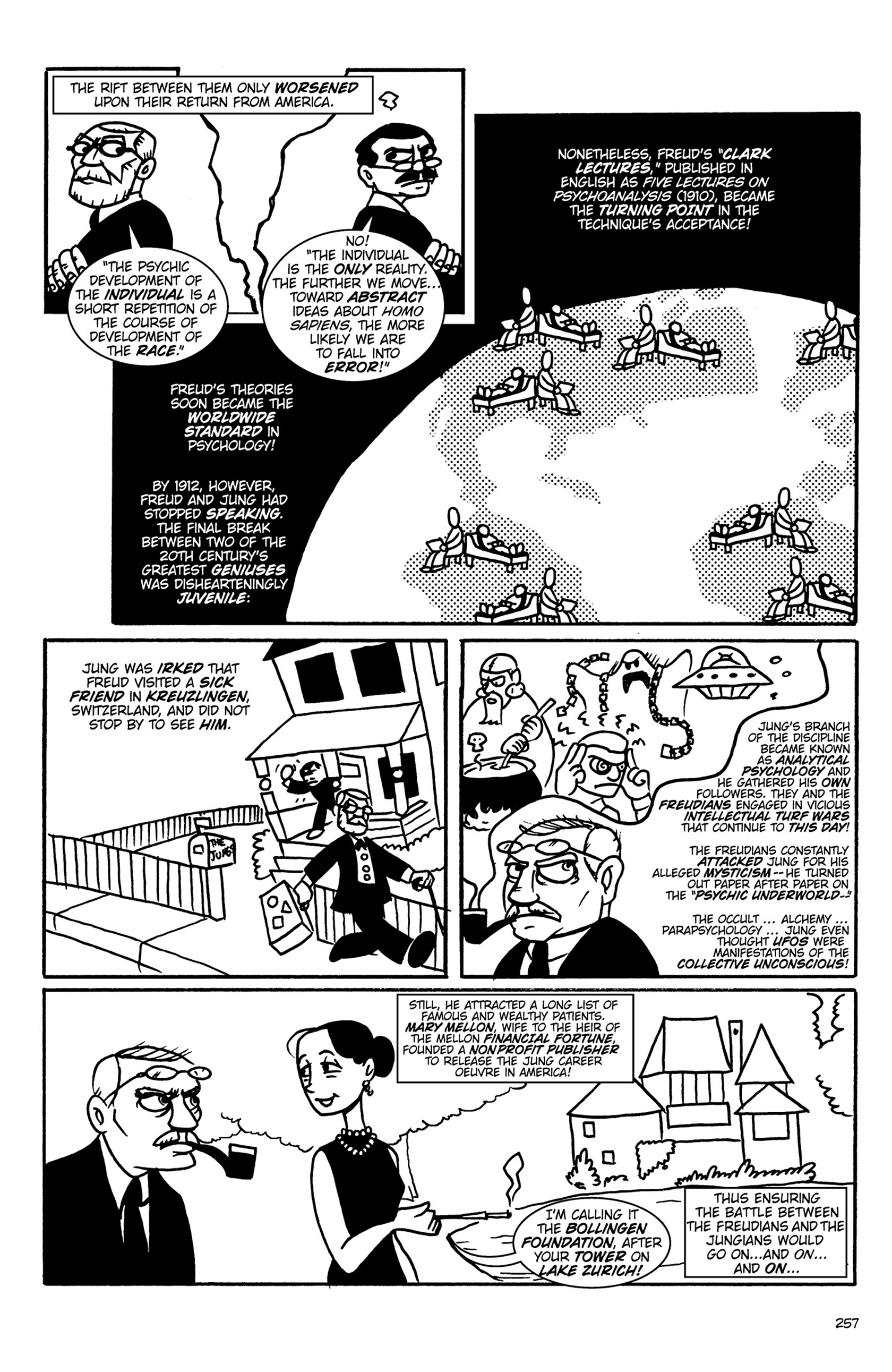 Read online Action Philosophers! comic -  Issue #Action Philosophers! TPB (Part 2) - 85