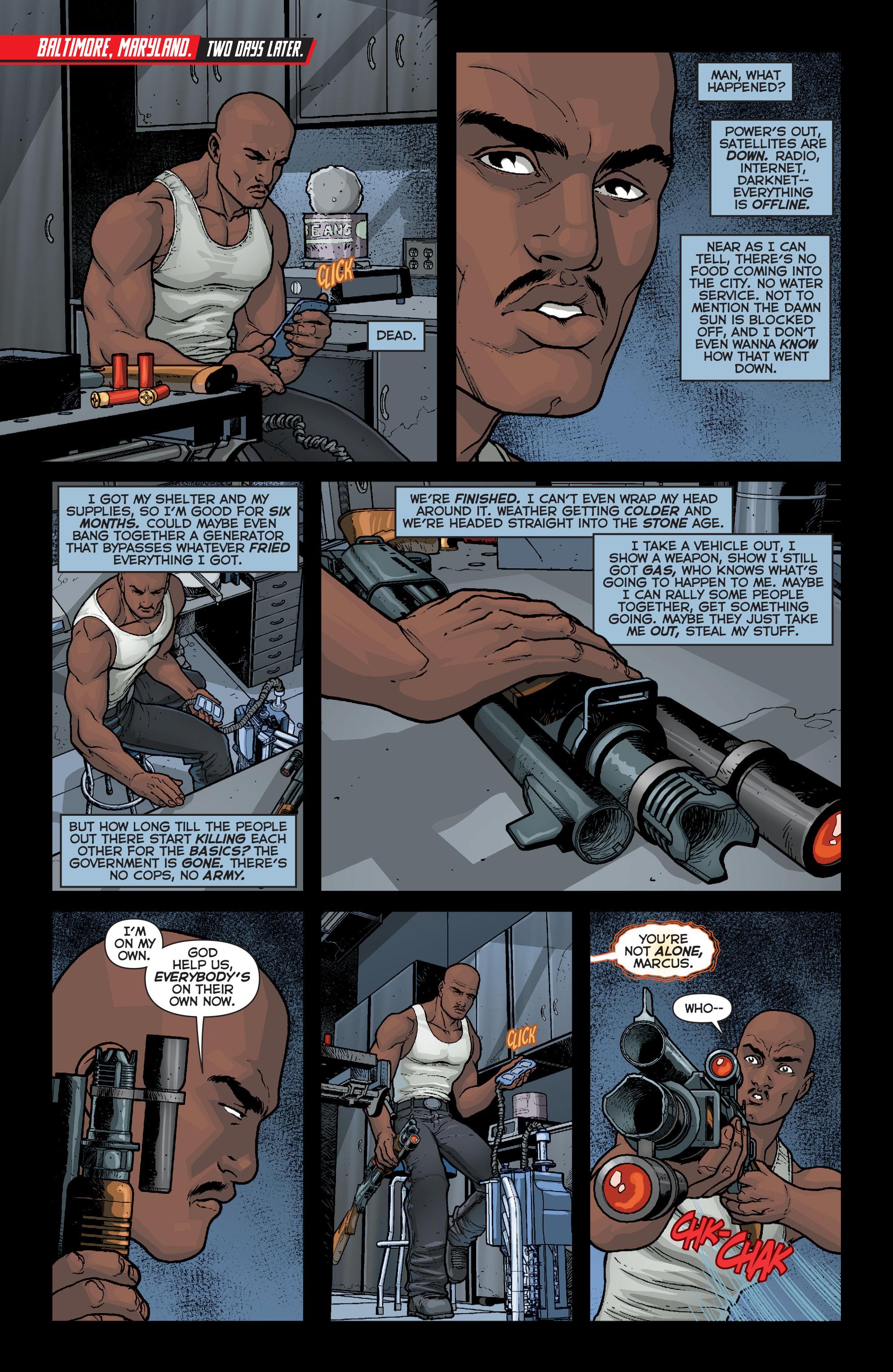 Read online Trinity of Sin: Pandora comic -  Issue #4 - 8