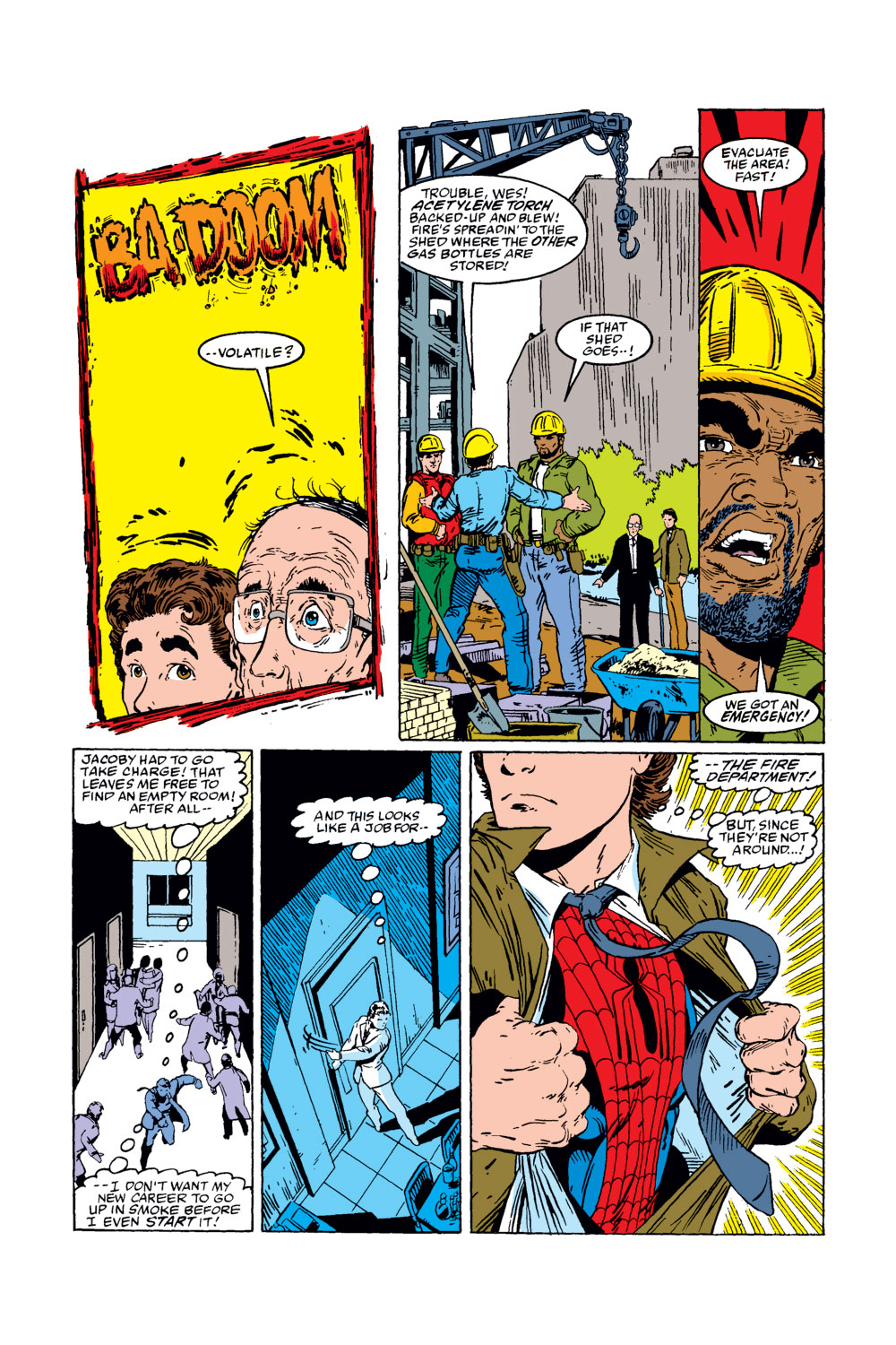 The Amazing Spider-Man (1963) 302 Page 4