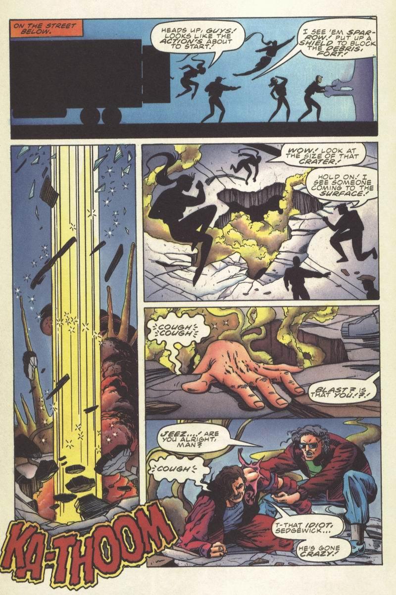 Read online Secret Weapons comic -  Issue #8 - 14