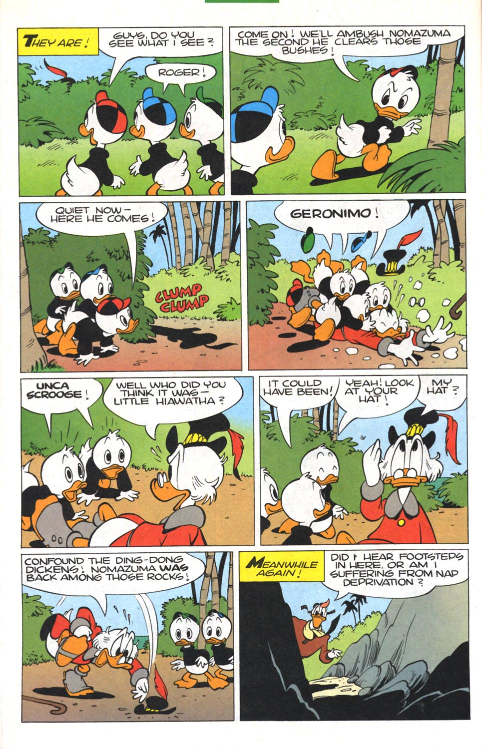 Read online Uncle Scrooge (1953) comic -  Issue #300 - 19