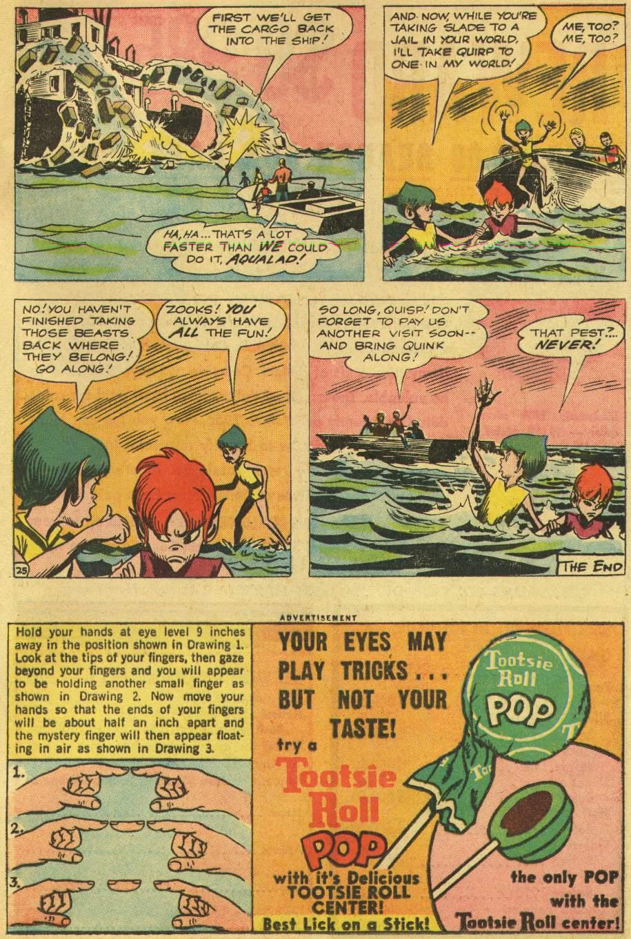 Read online Aquaman (1962) comic -  Issue #6 - 33