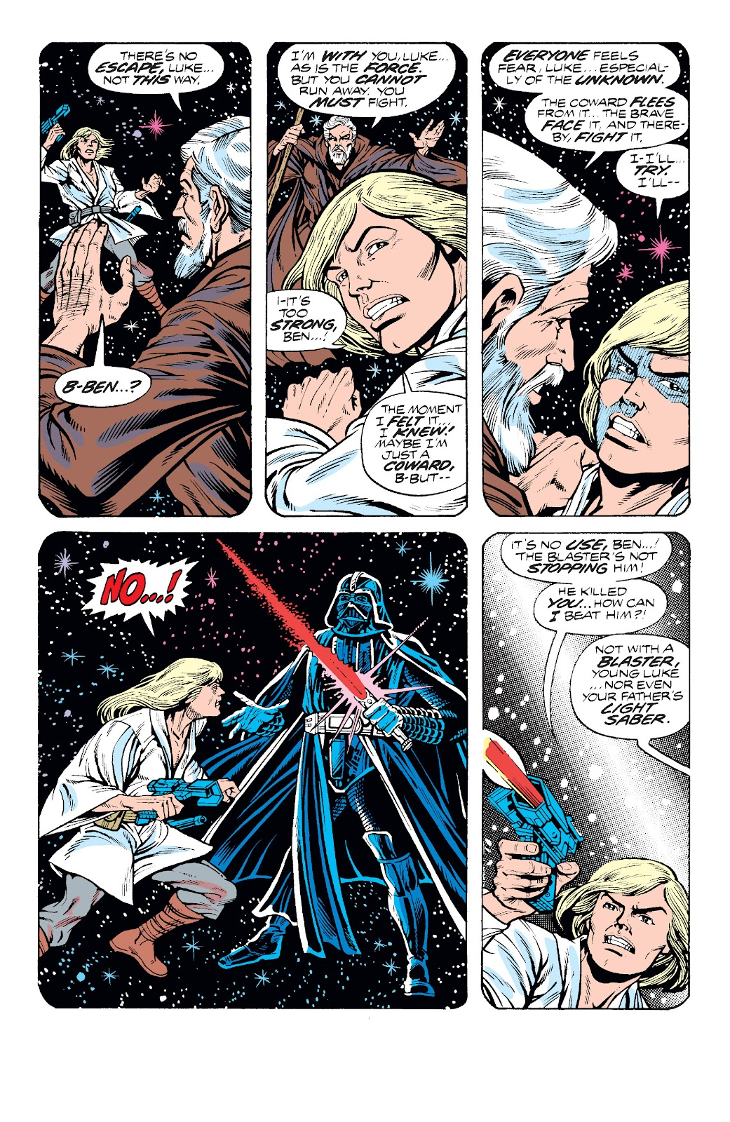 Read online Star Wars Legends: The Original Marvel Years - Epic Collection comic -  Issue # TPB 1 (Part 4) - 74