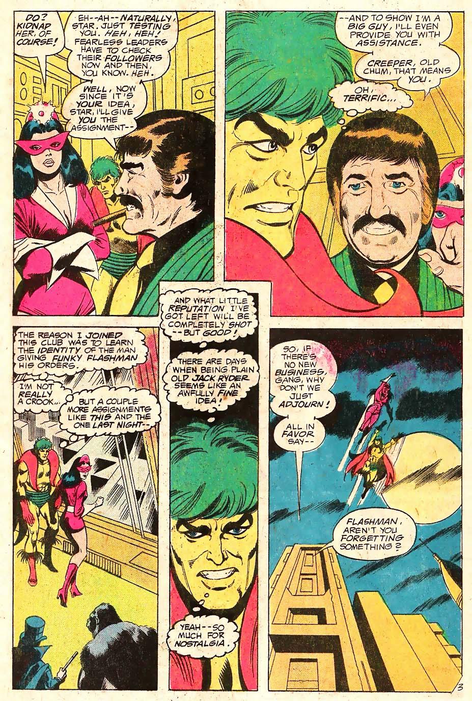 Read online Secret Society of Super-Villains comic -  Issue #10 - 4
