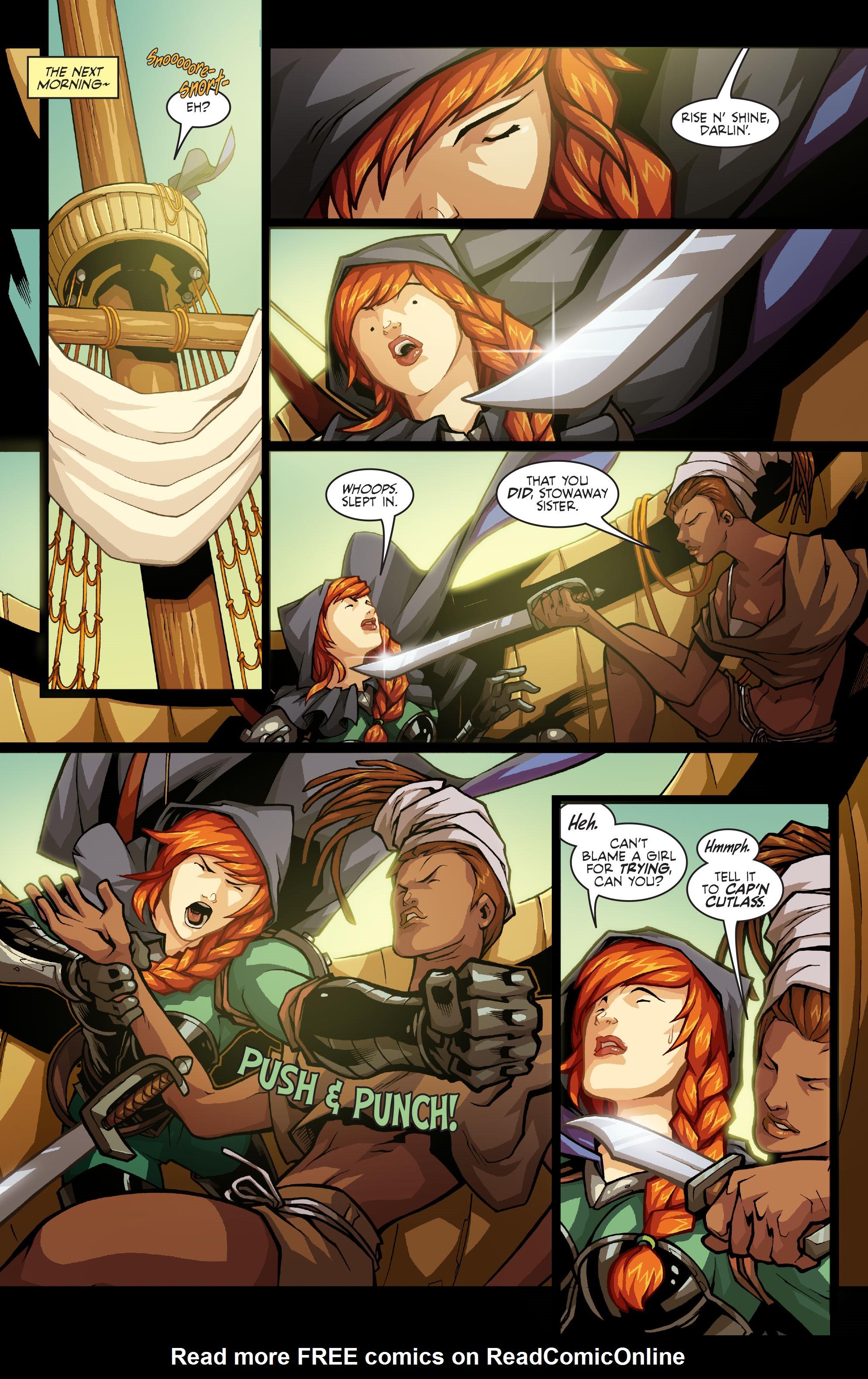 Read online Skullkickers comic -  Issue #13 - 9
