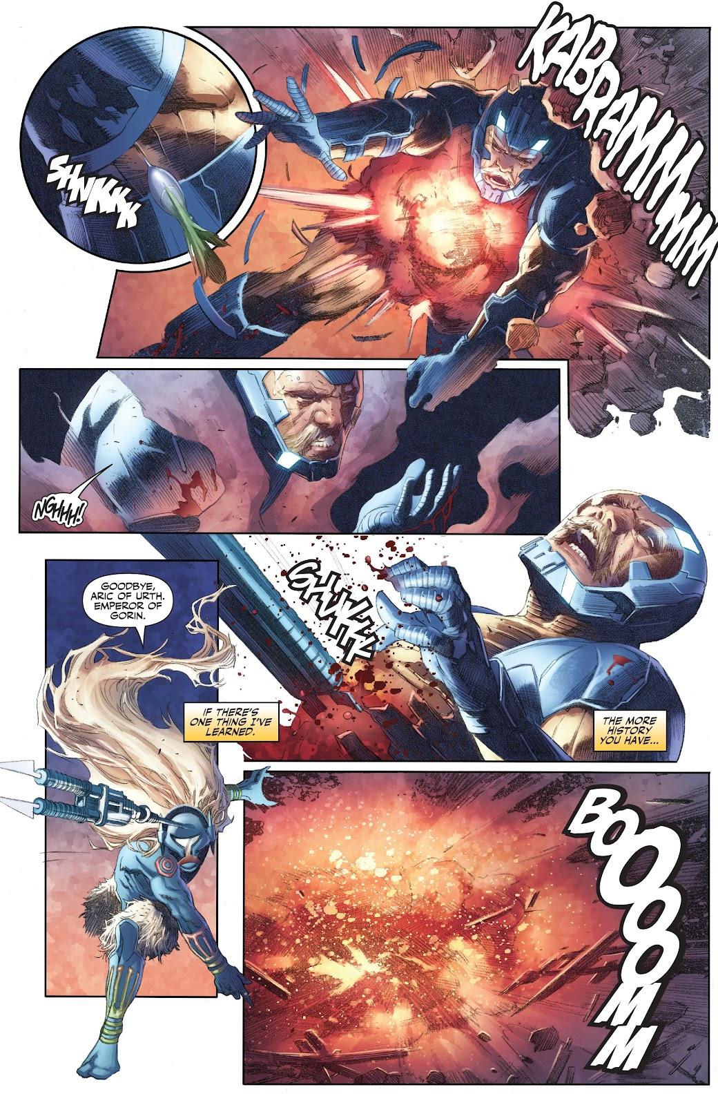 Read online X-O Manowar (2017) comic -  Issue #23 - 21