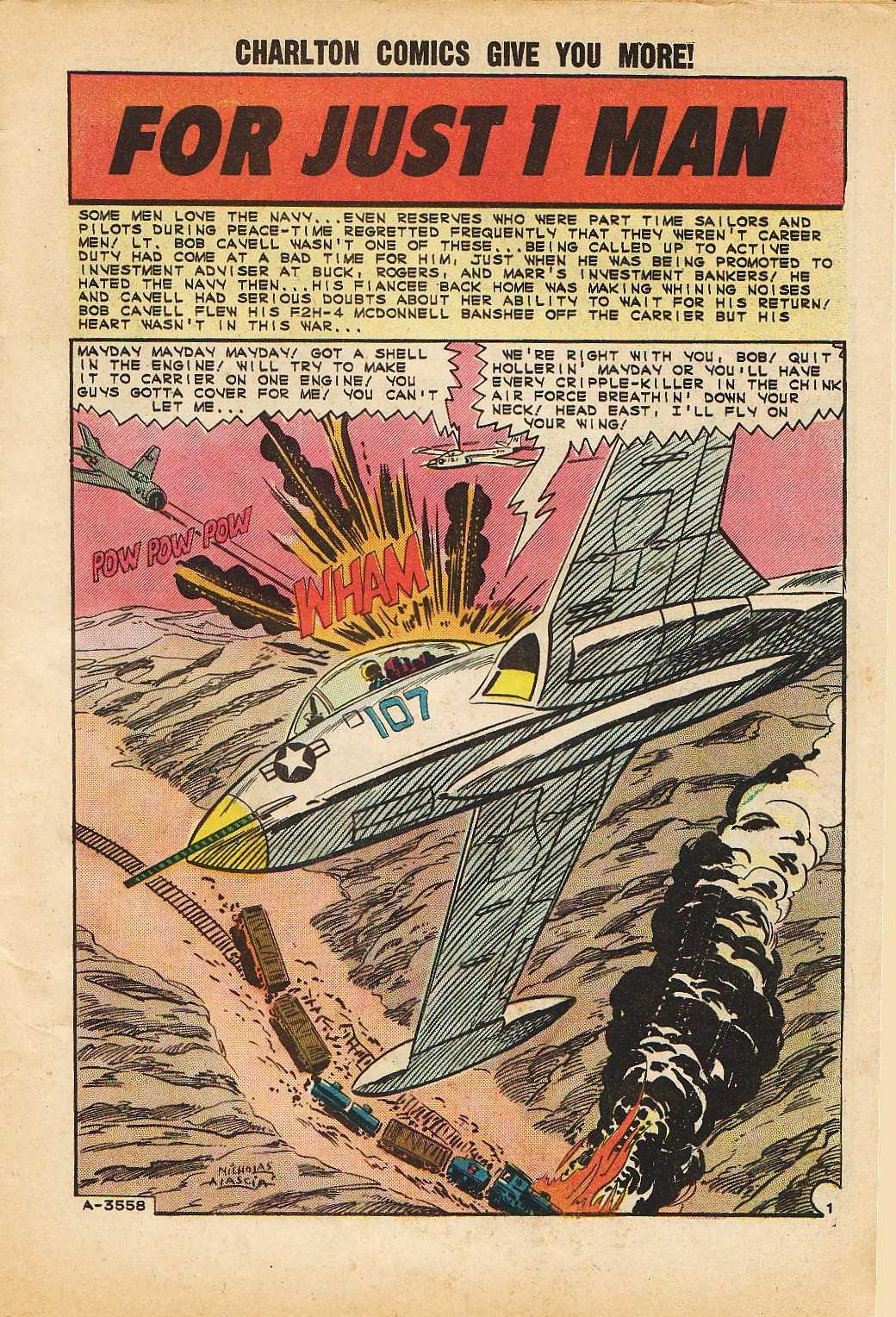 Read online Fightin' Navy comic -  Issue #116 - 3
