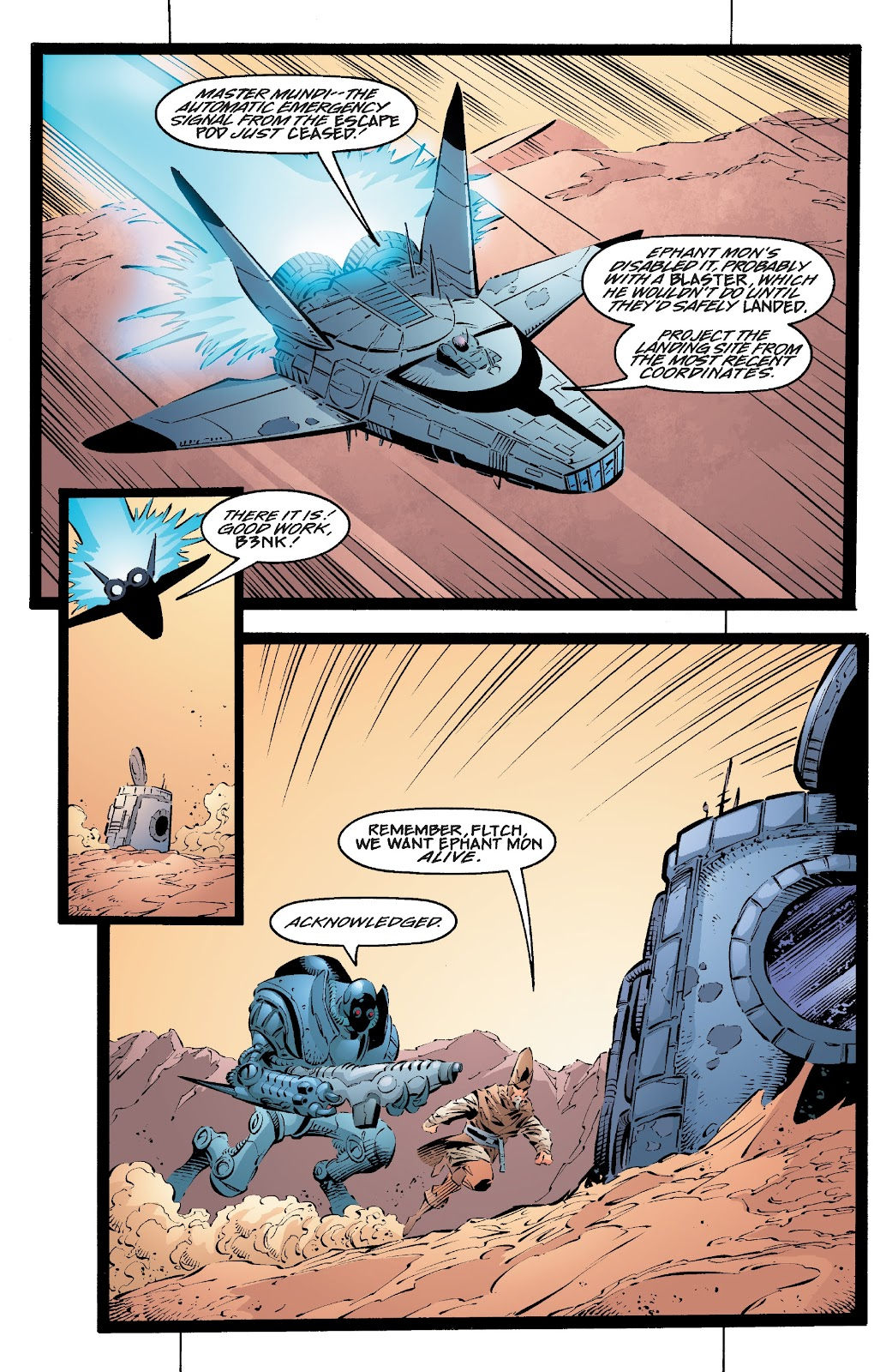 Read online Star Wars Legends: Rise of the Sith - Epic Collection comic -  Issue # TPB 2 (Part 2) - 4