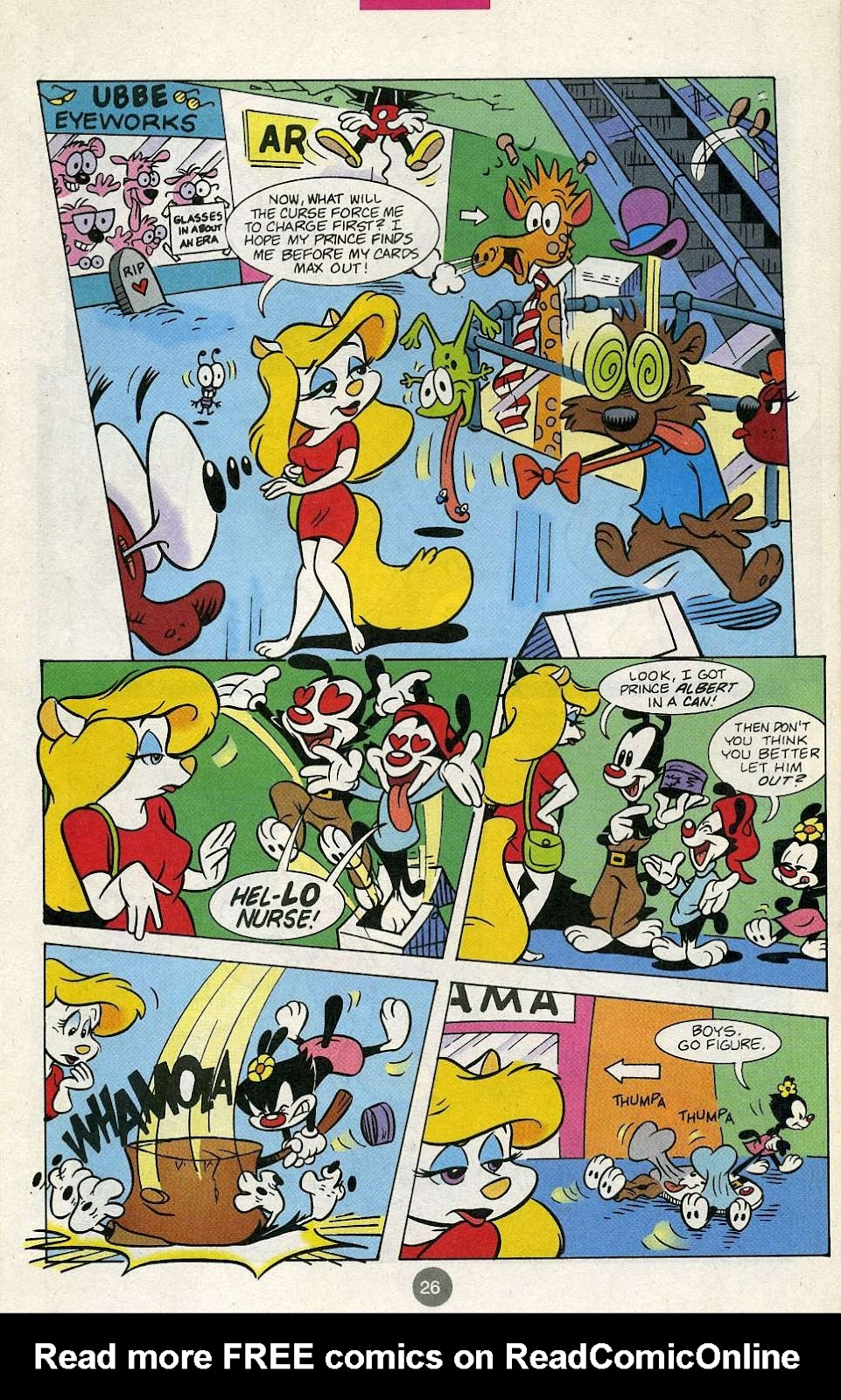 Animaniacs (1995) issue 15 - Page 28