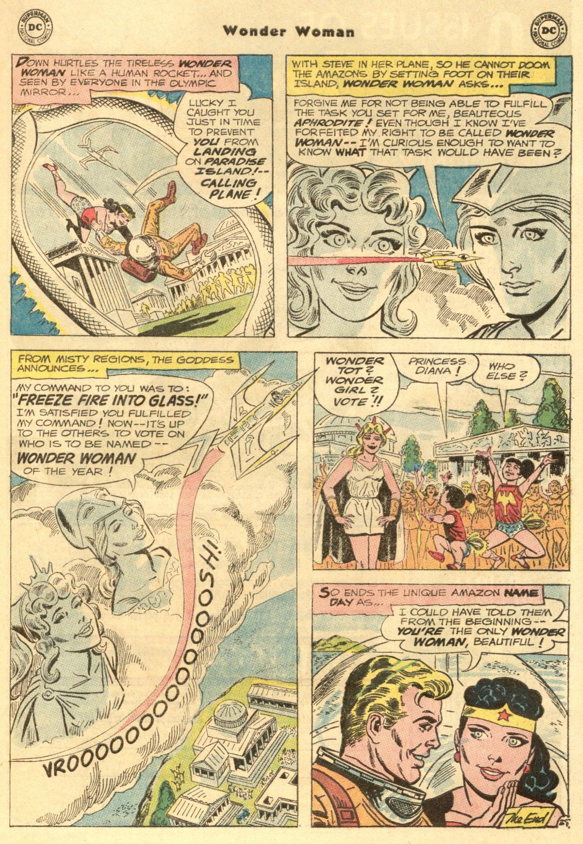 Read online Wonder Woman (1942) comic -  Issue #154 - 33