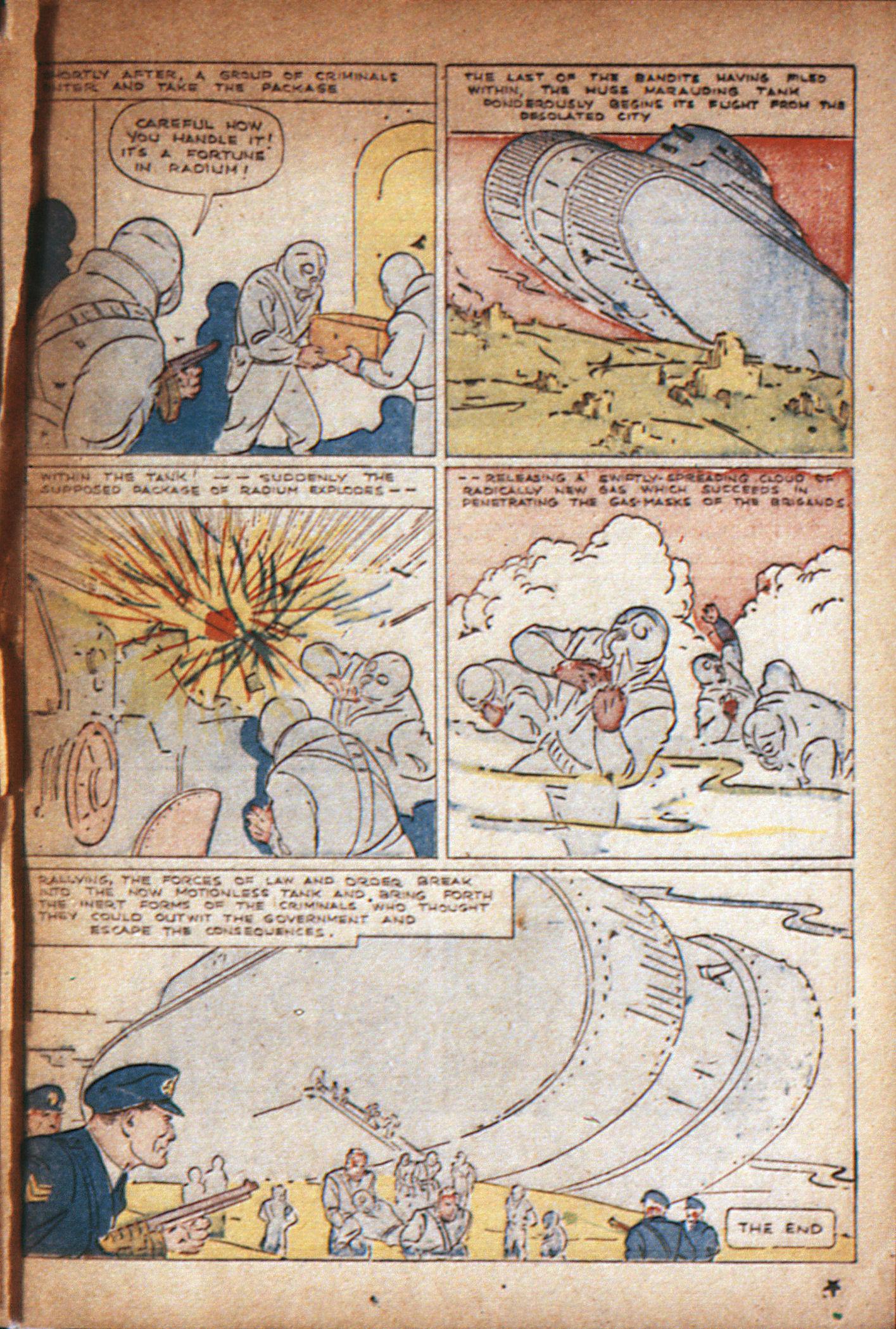 Read online Adventure Comics (1938) comic -  Issue #7 - 65
