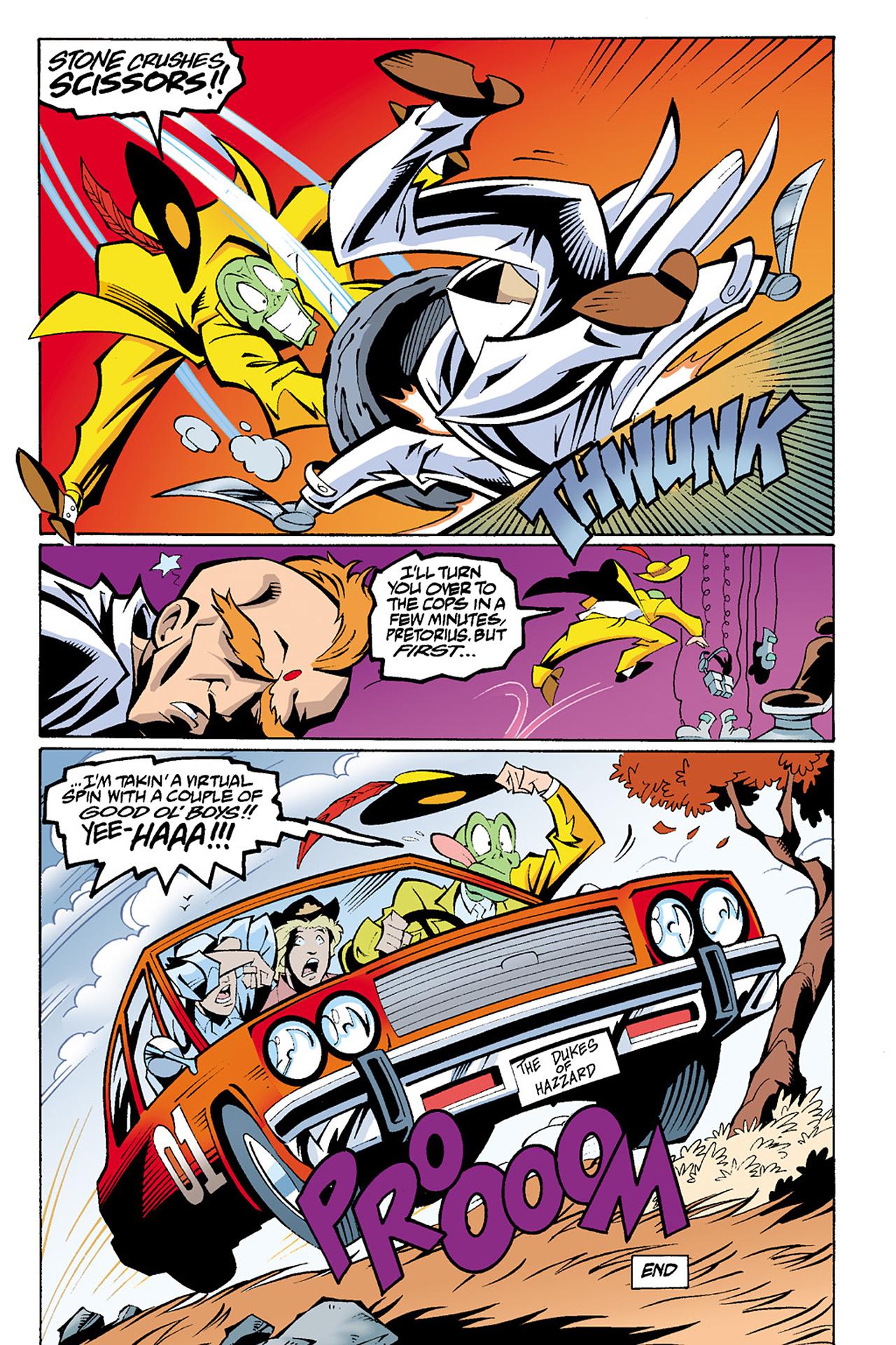 Read online Adventures Of The Mask Omnibus comic -  Issue #Adventures Of The Mask Omnibus Full - 373