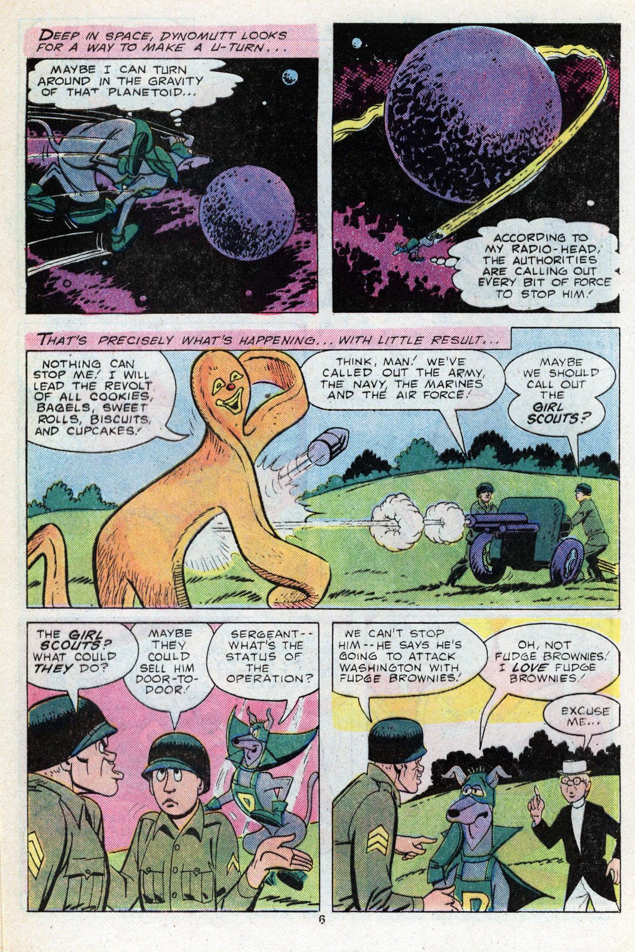 Read online TV Stars comic -  Issue #3 - 8