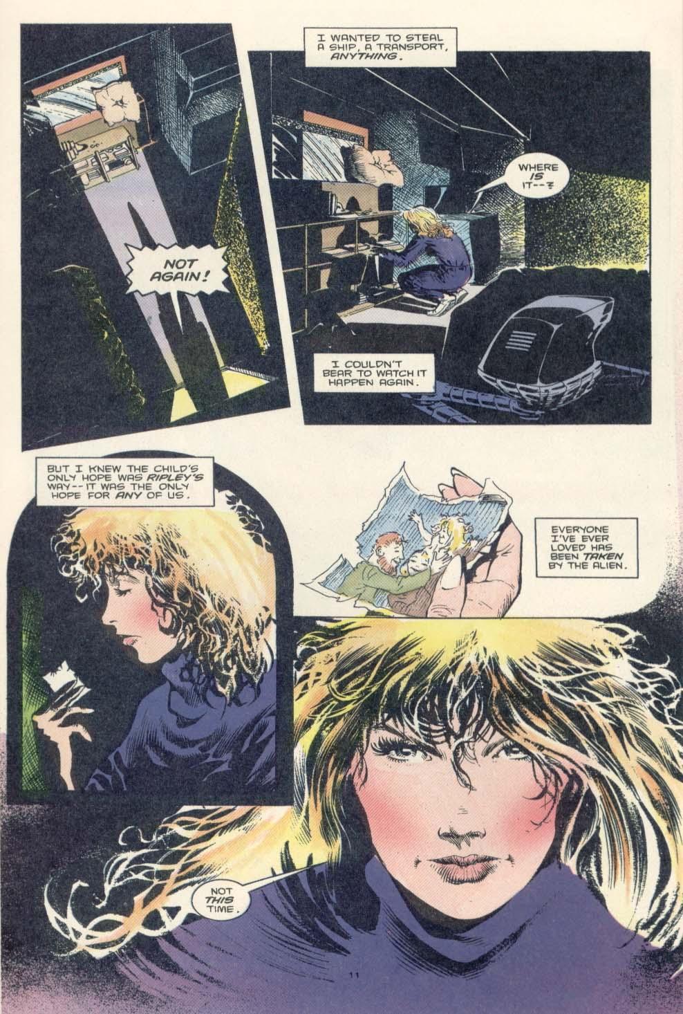 Read online Aliens: Earth War comic -  Issue #2 - 13