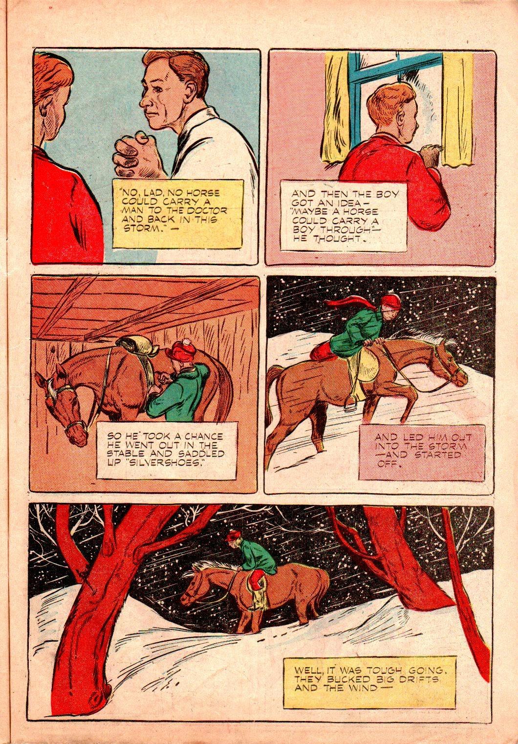 Read online Animal Comics comic -  Issue #19 - 41