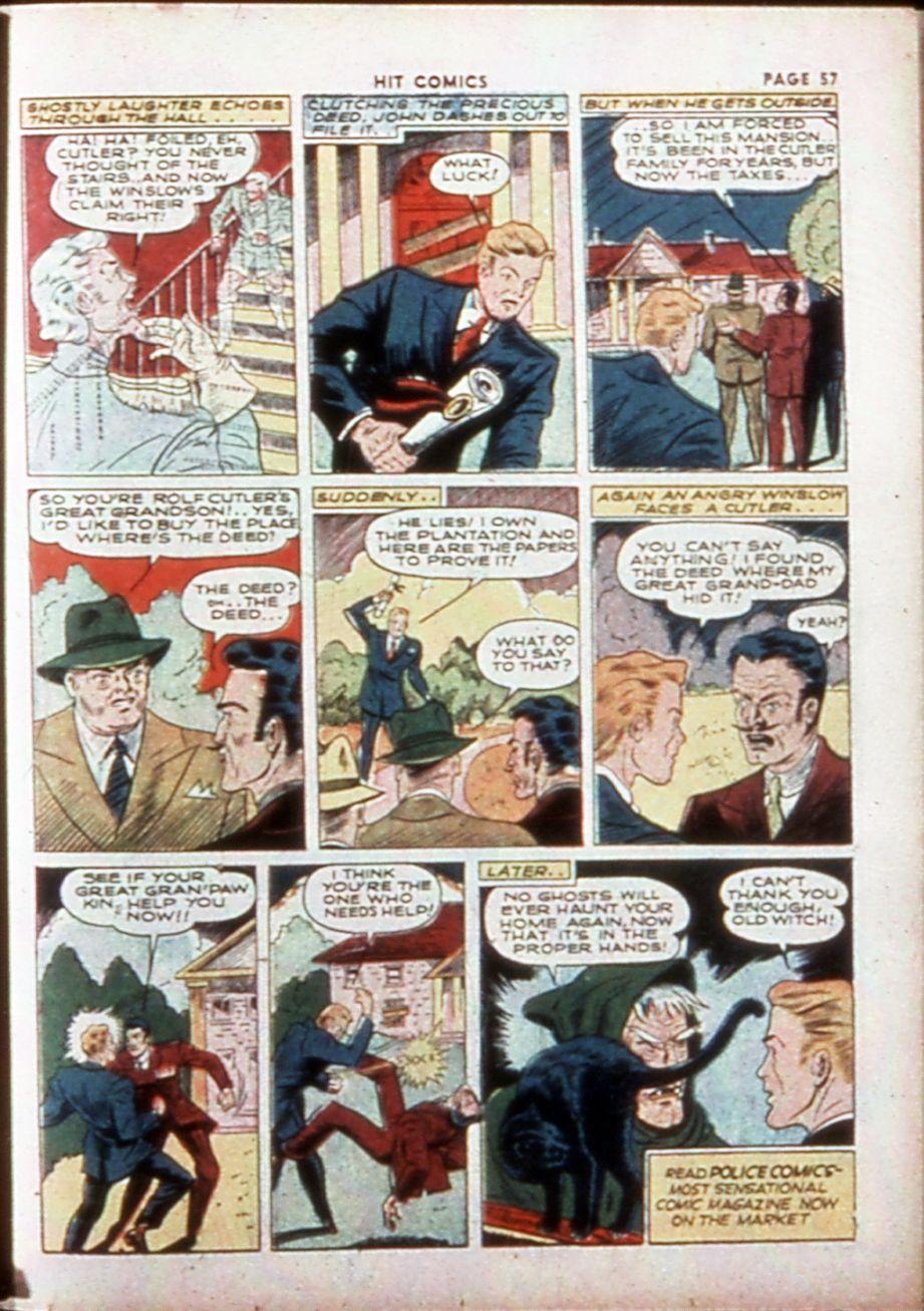 Read online Hit Comics comic -  Issue #14 - 59