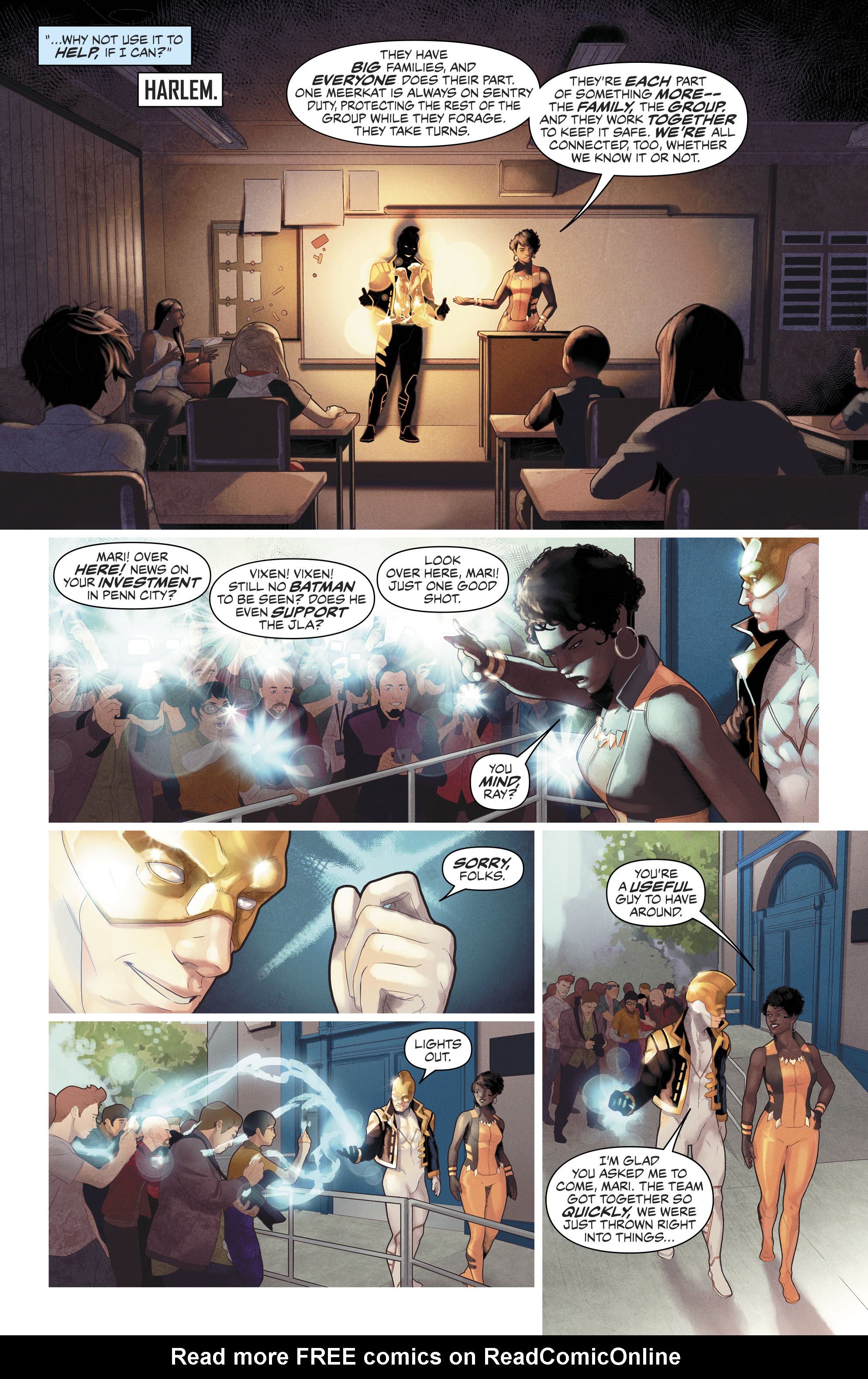 Read online Justice League of America (2017) comic -  Issue #7 - 20