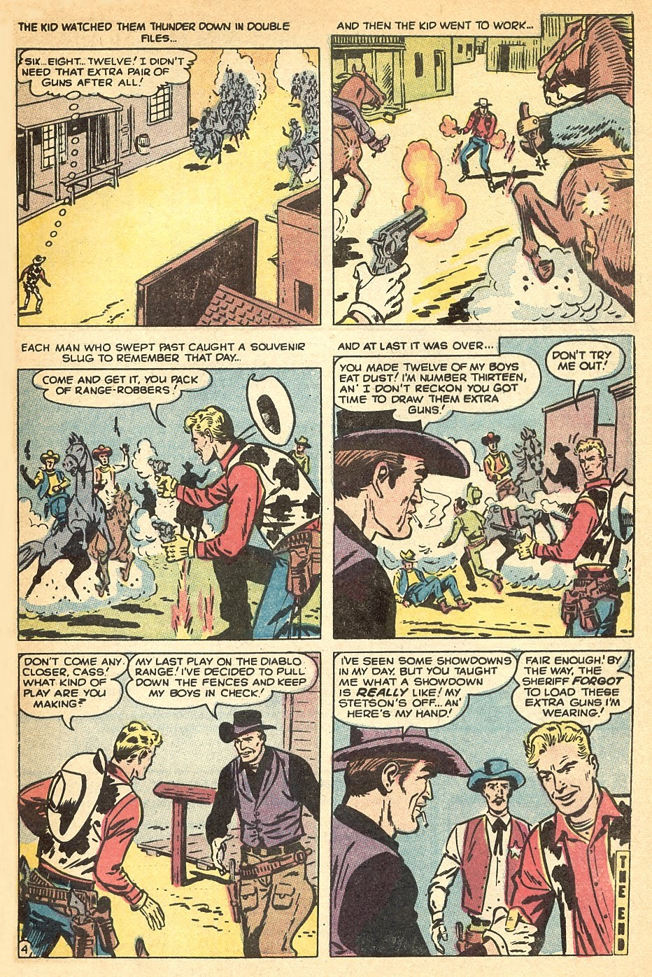 Kid Colt Outlaw issue 140 - Page 33