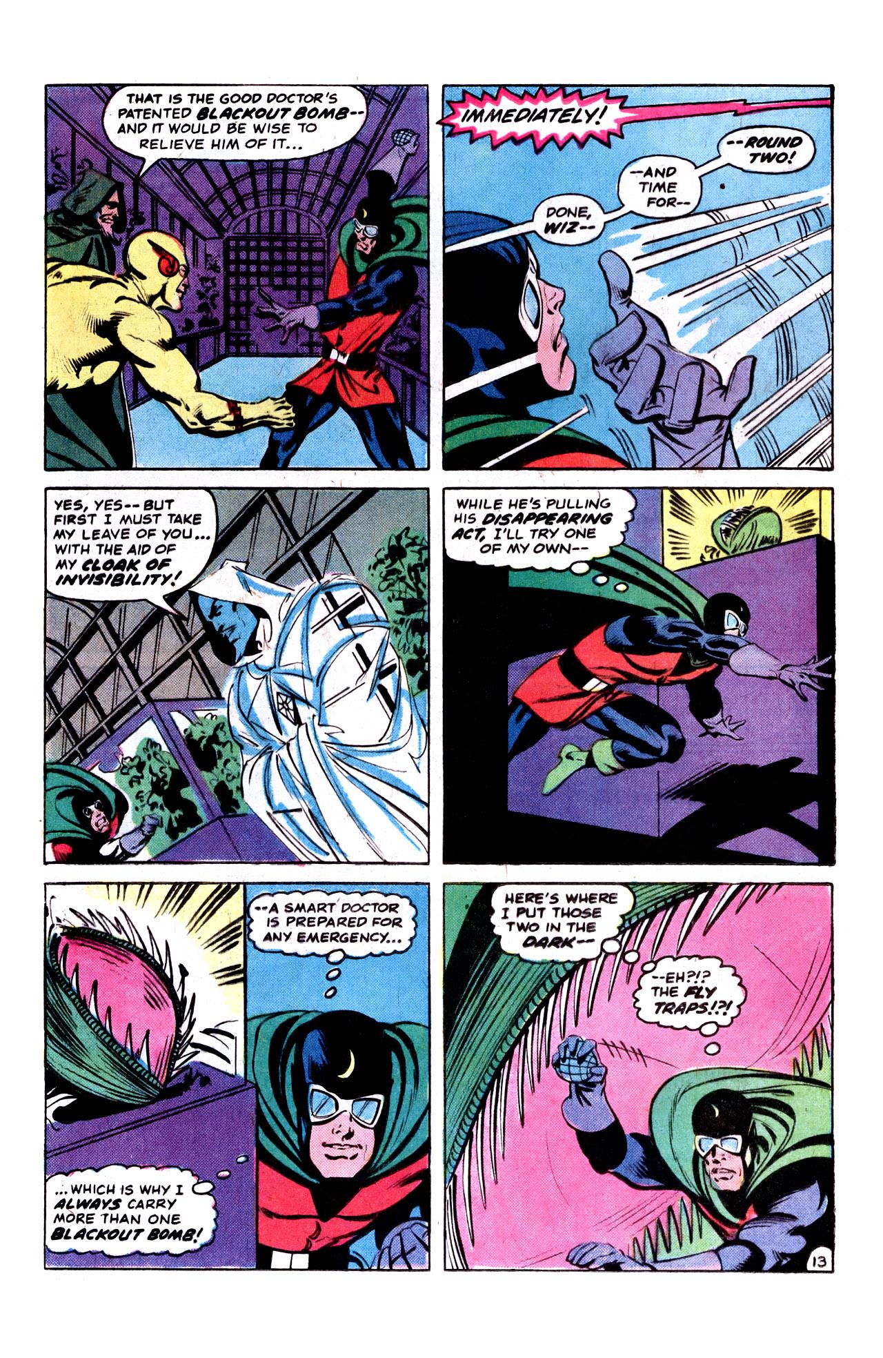 Read online Secret Society of Super-Villains comic -  Issue #15 - 25