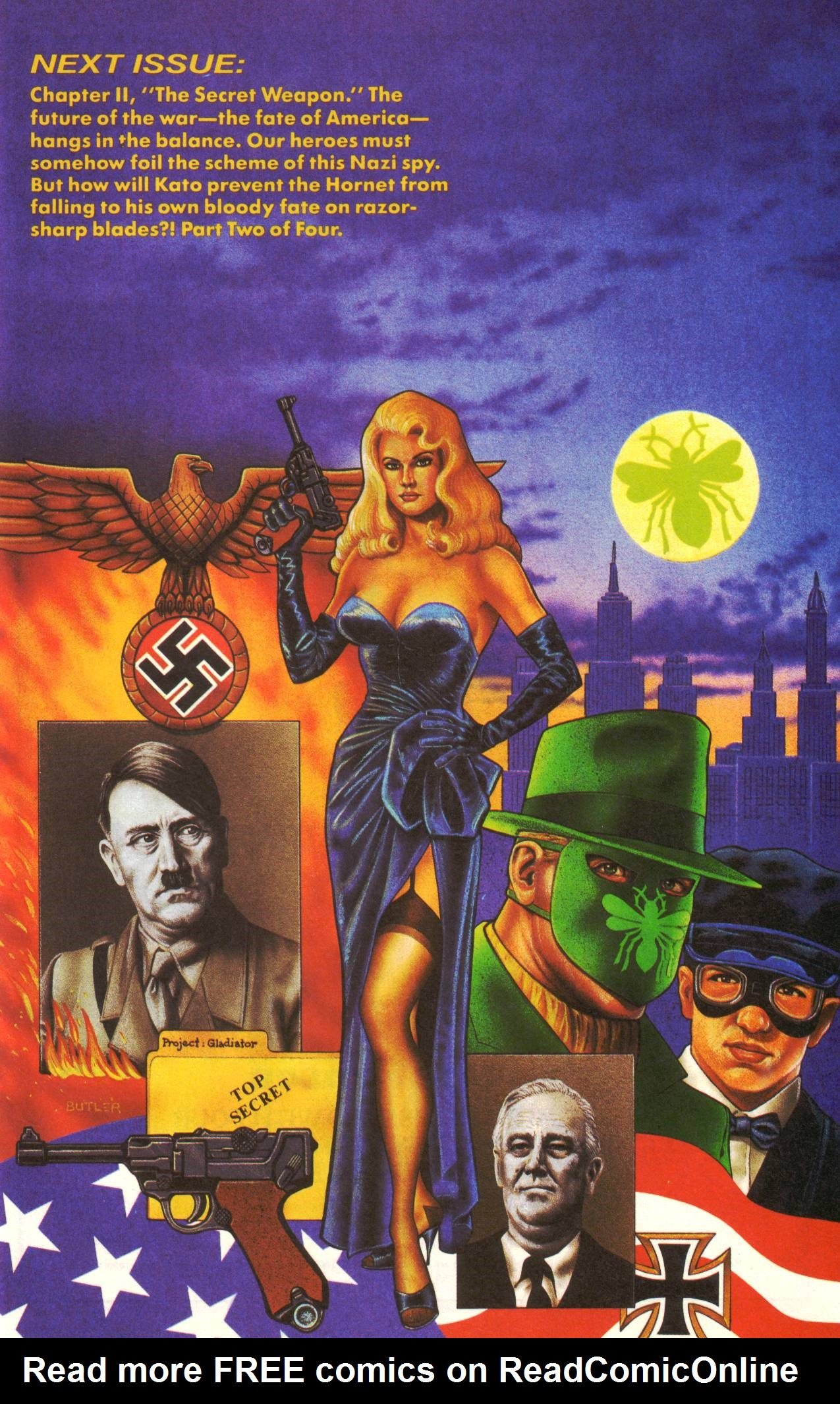Read online Sting of The Green Hornet comic -  Issue #1 - 24