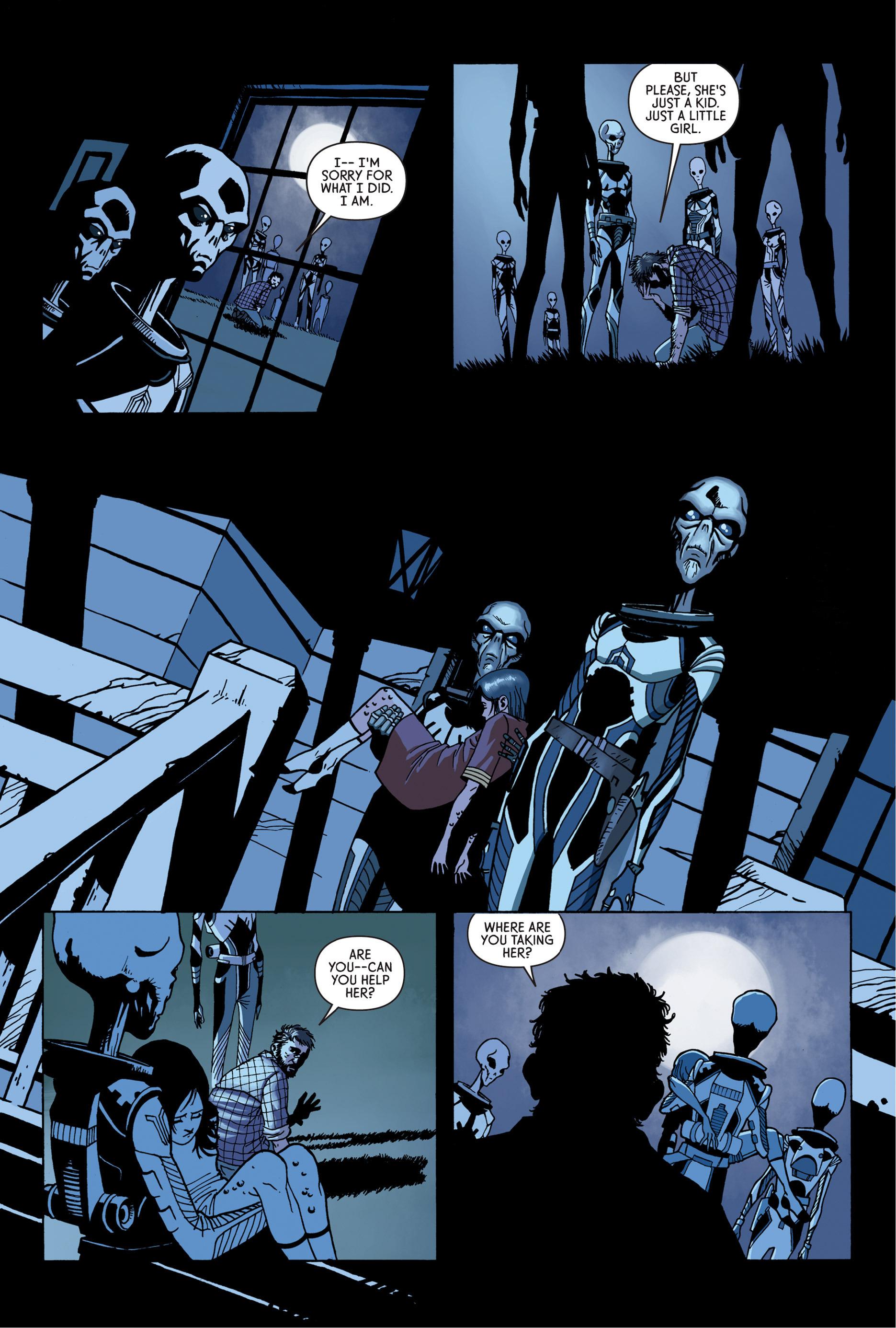 Read online Trespasser comic -  Issue #4 - 13
