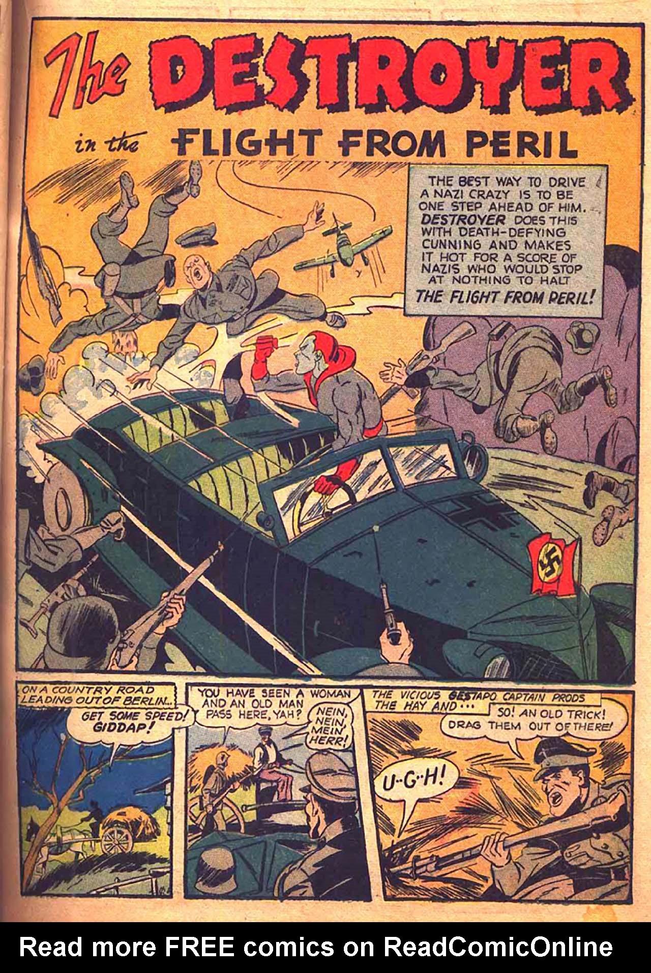 Read online All-Winners Comics comic -  Issue #9 - 40