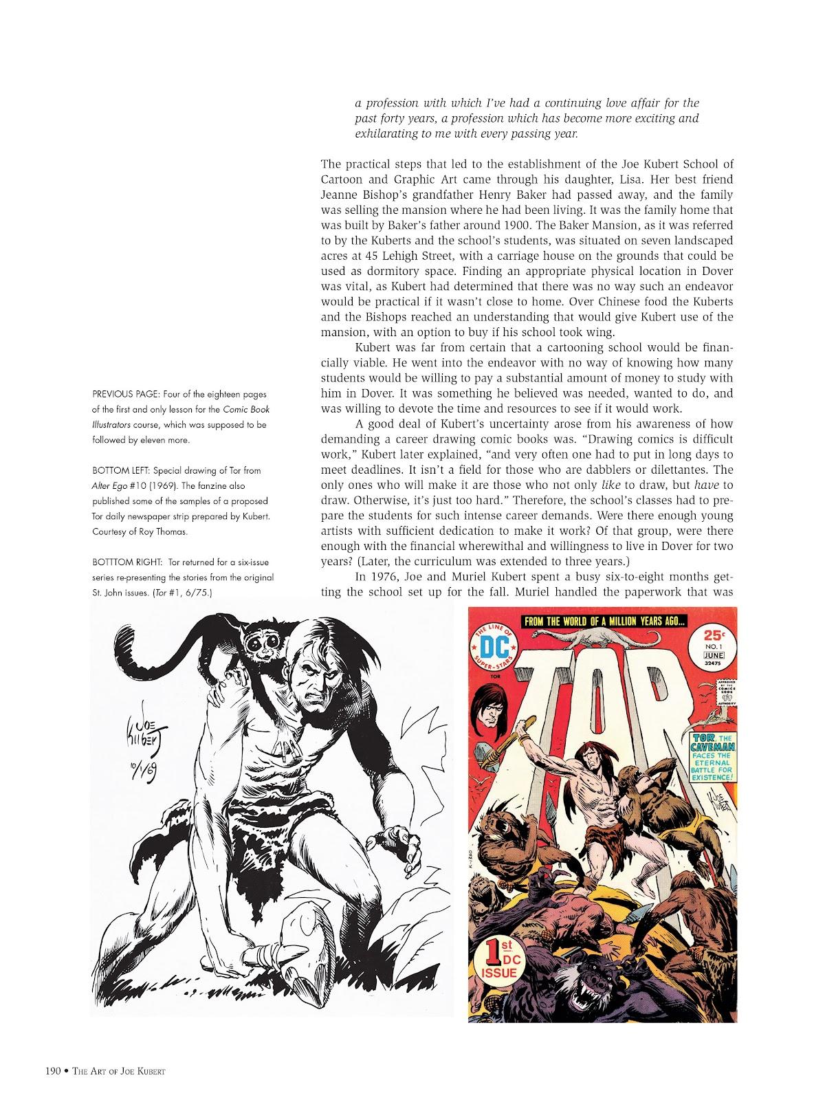 Read online The Art of Joe Kubert comic -  Issue # TPB (Part 2) - 90