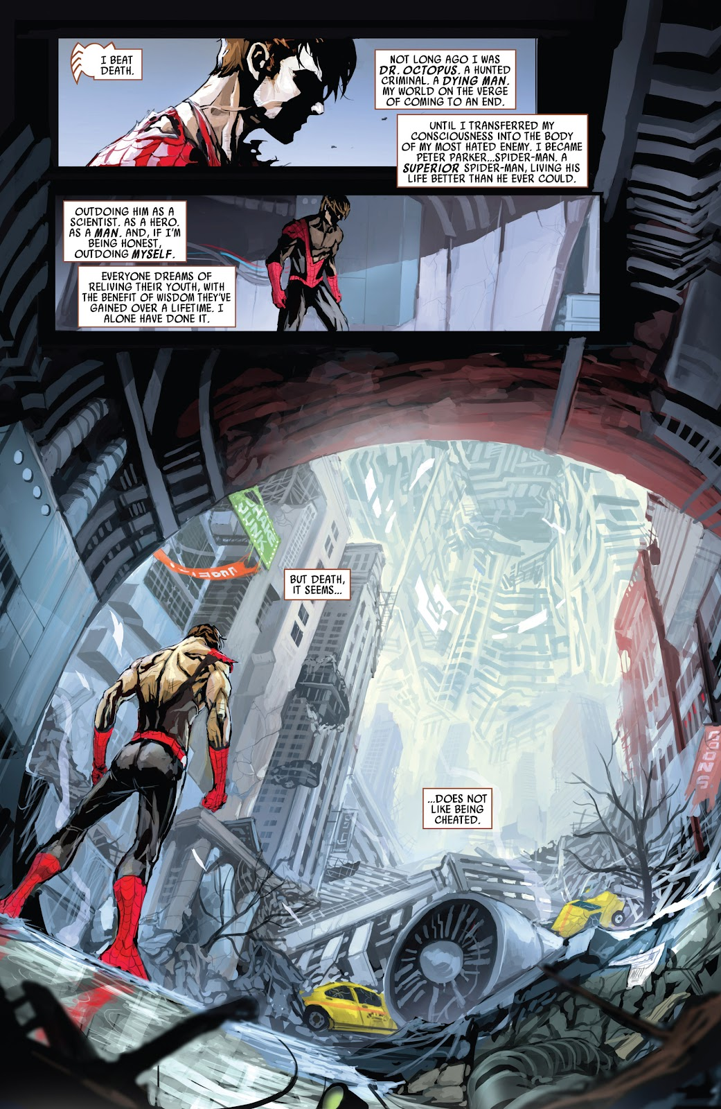 Read online Age of Ultron Companion comic -  Issue # TPB (Part 1) - 72