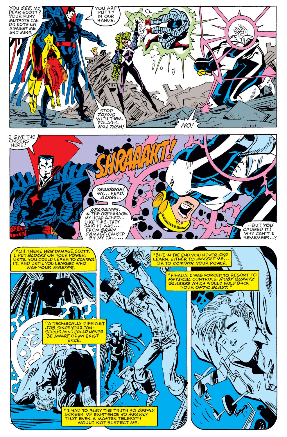 Read online X-Factor (1986) comic -  Issue #39 - 12
