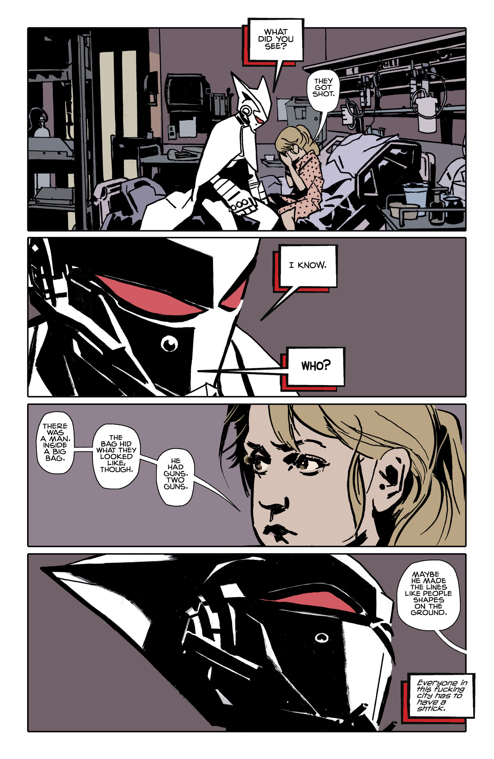 Read online Mother Panic comic -  Issue #7 - 19