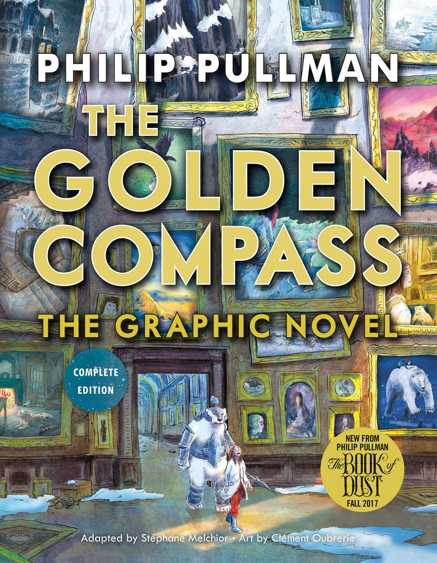 The Golden Compass: The Graphic Novel, Complete Edition TPB_(Part_1) Page 1